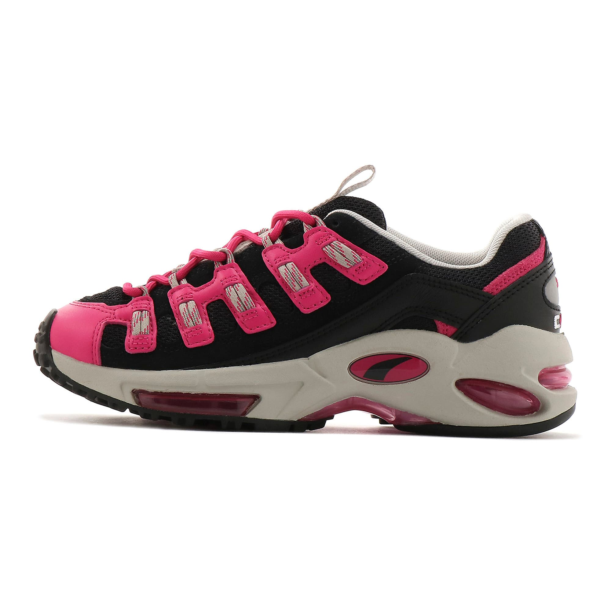 Thumbnail 1 of CELL ENDURA スニーカー, Puma Black-Fuchsia Purple, medium-JPN