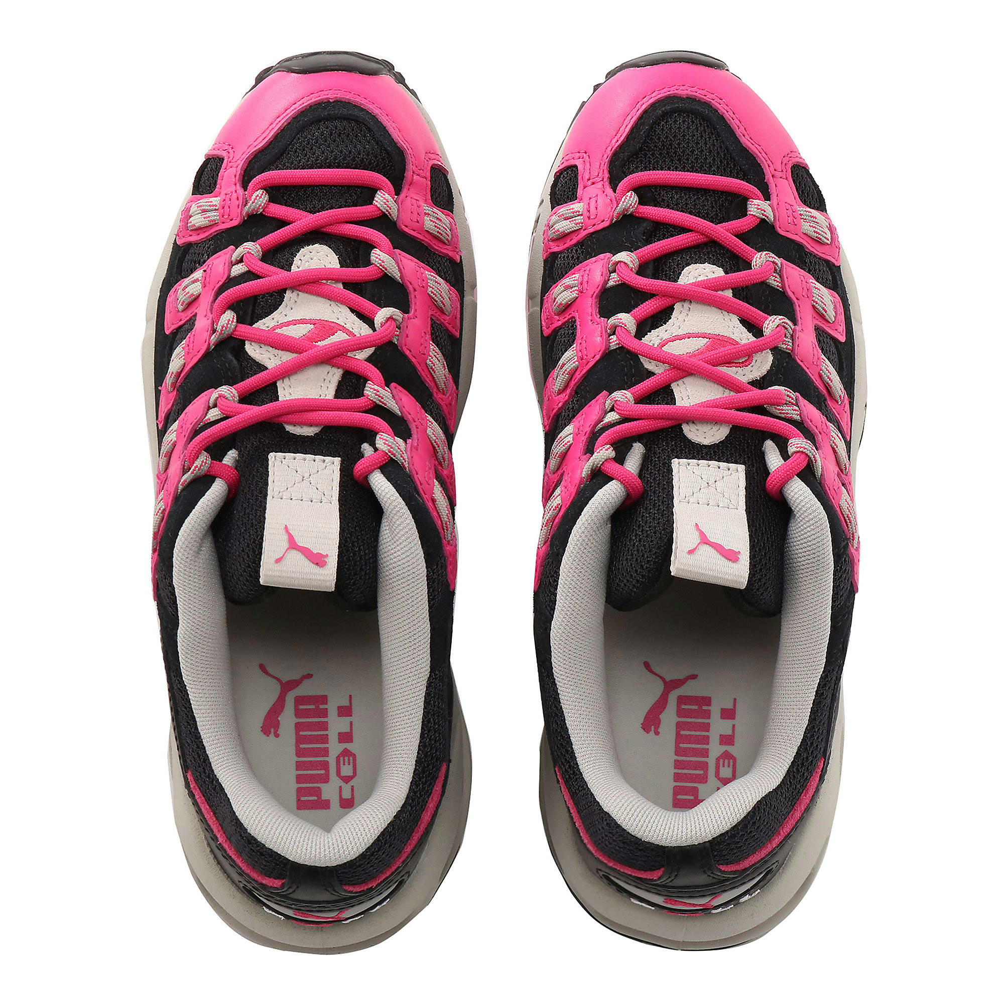 Thumbnail 6 of CELL ENDURA スニーカー, Puma Black-Fuchsia Purple, medium-JPN