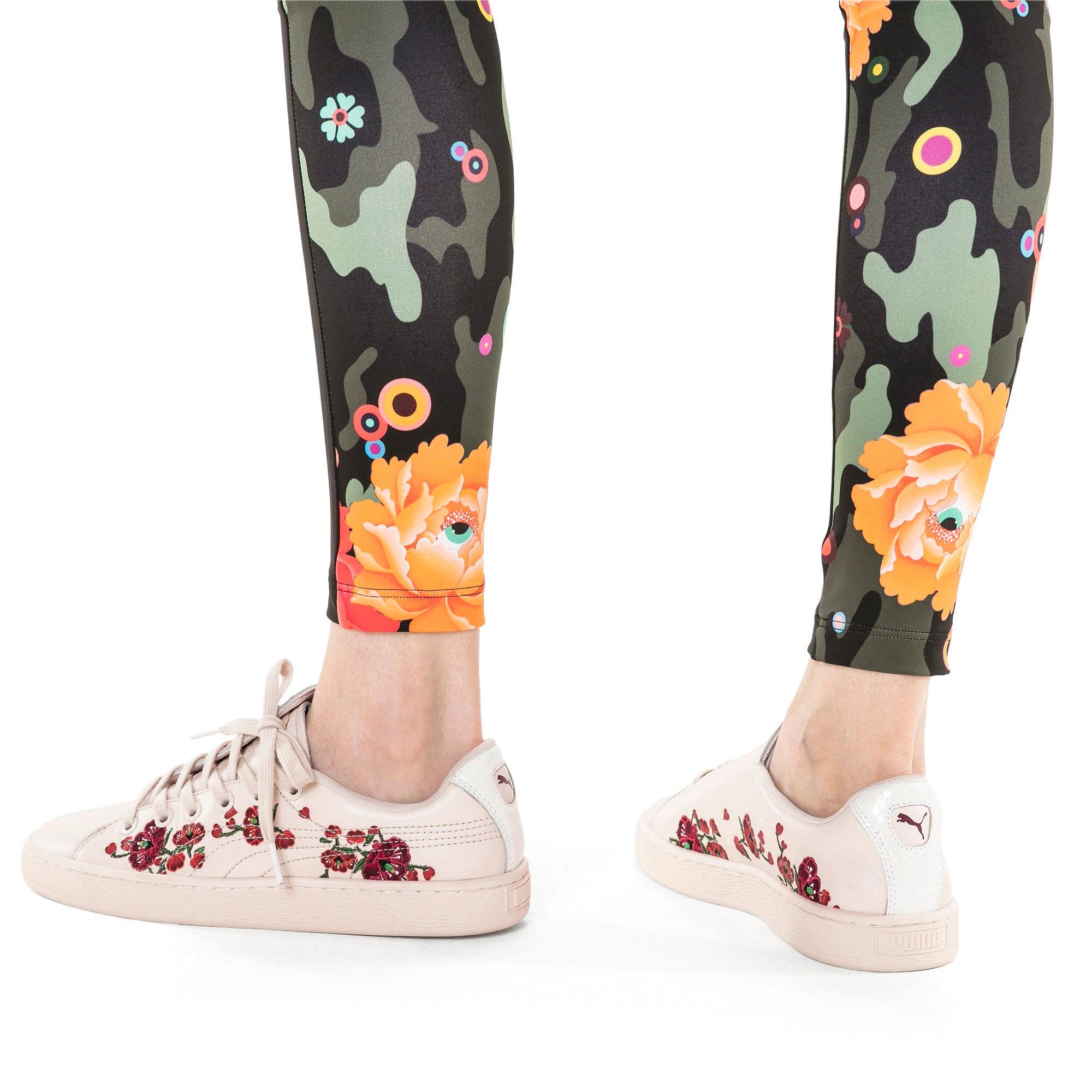 """Thumbnail 2 of PUMA x SUE TSAI """"Cherry Bombs"""" Women's Shoes, Powder Puff-Powder Puff, medium-IND"""