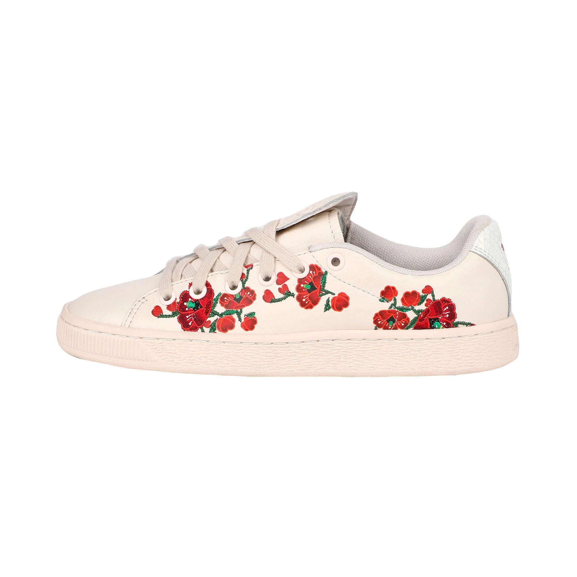 """Thumbnail 1 of PUMA x SUE TSAI """"Cherry Bombs"""" Women's Shoes, Powder Puff-Powder Puff, medium-IND"""