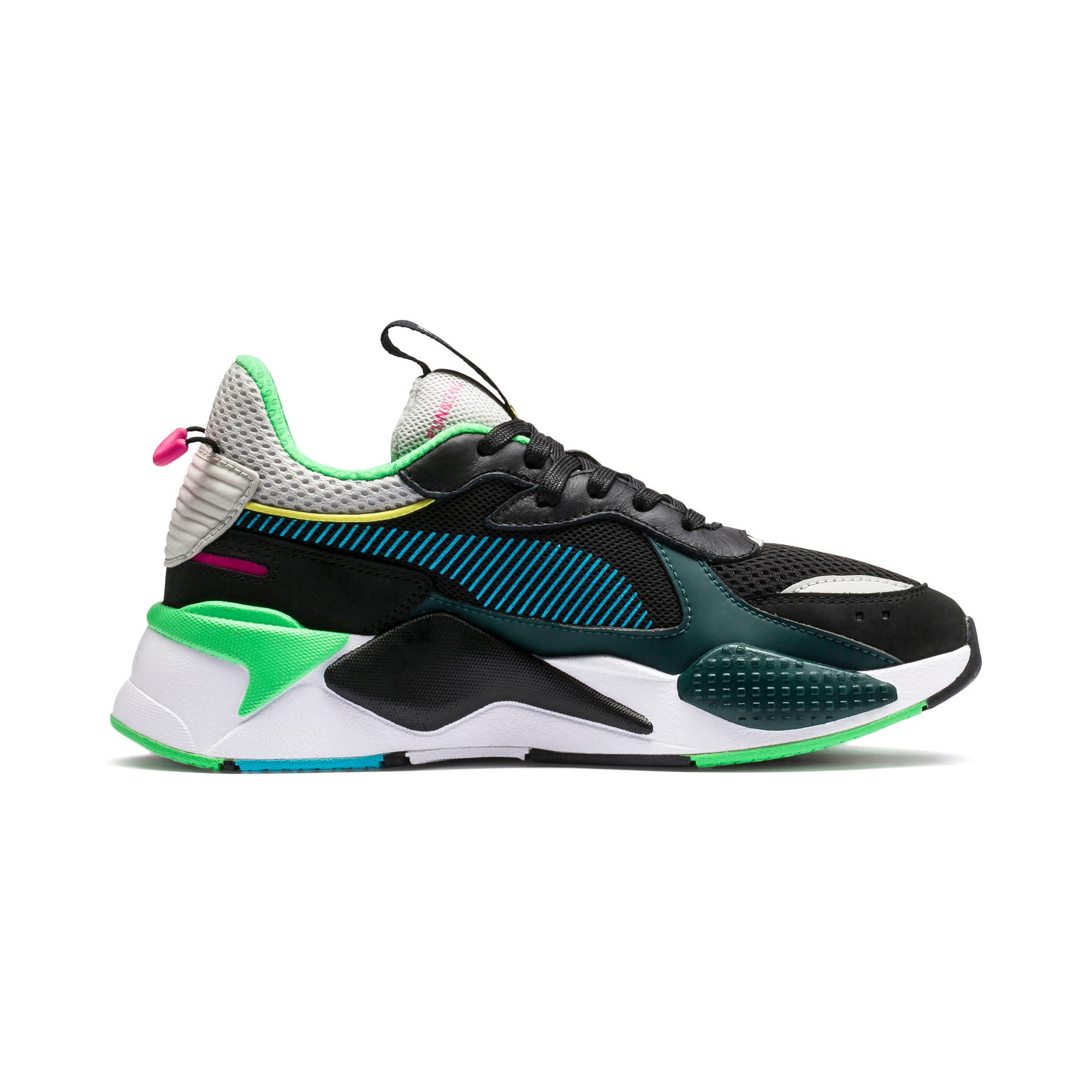 RS-X TOYS, Puma Black-Blue Atoll, large-IND