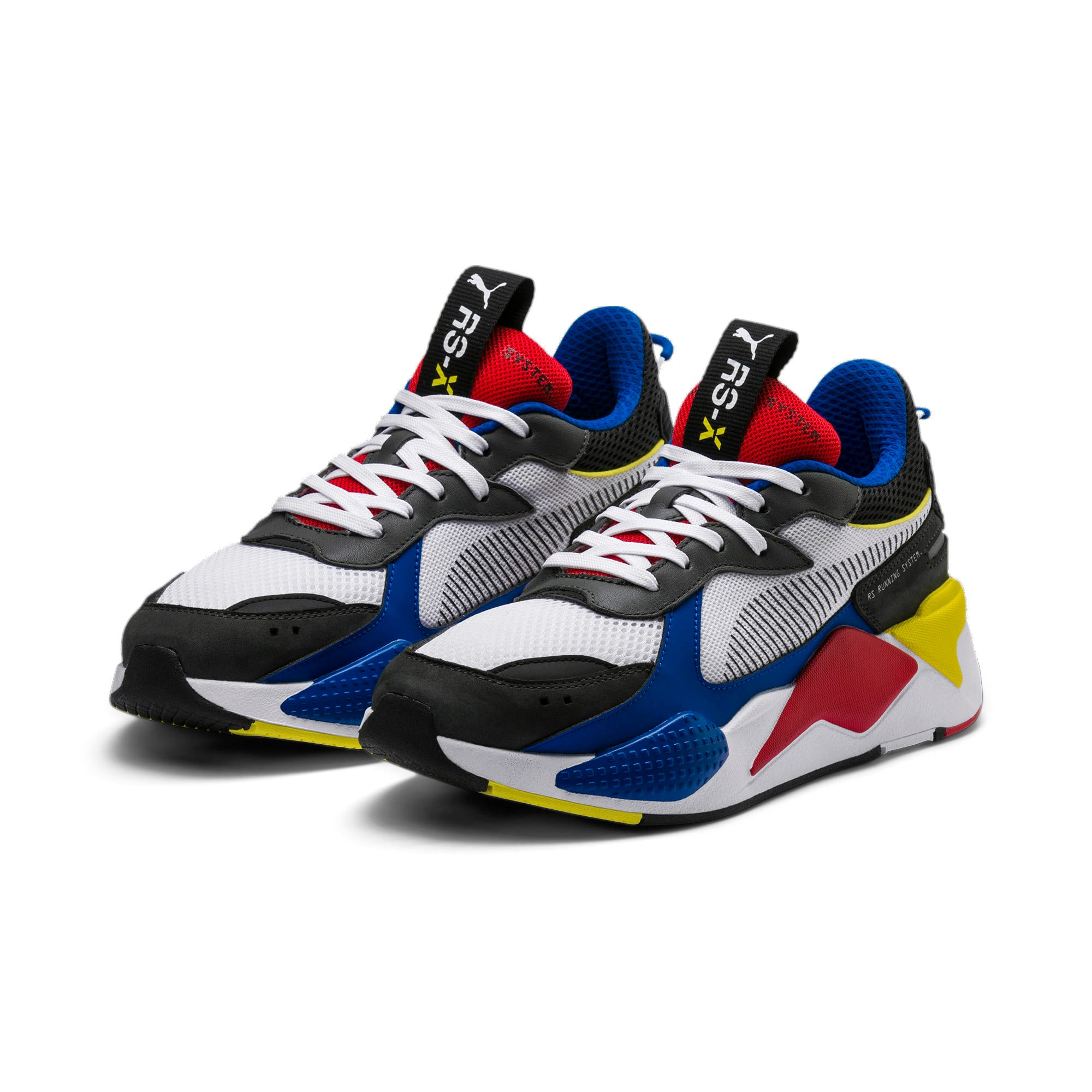 Thumbnail 4 of RS-X Toys Sneakers, Puma White-Puma Royal, medium