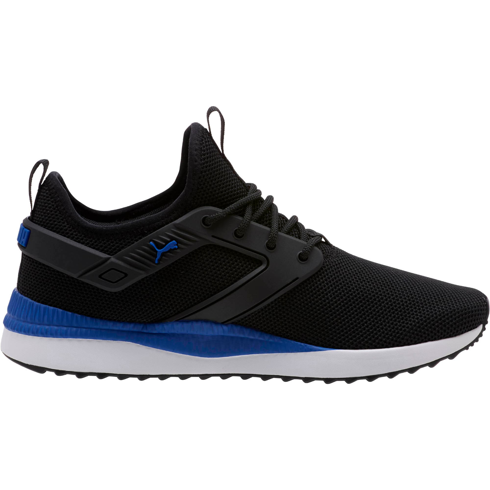 Thumbnail 3 of Pacer Next Excel Shoes, Puma Black-Surf The Web, medium-IND