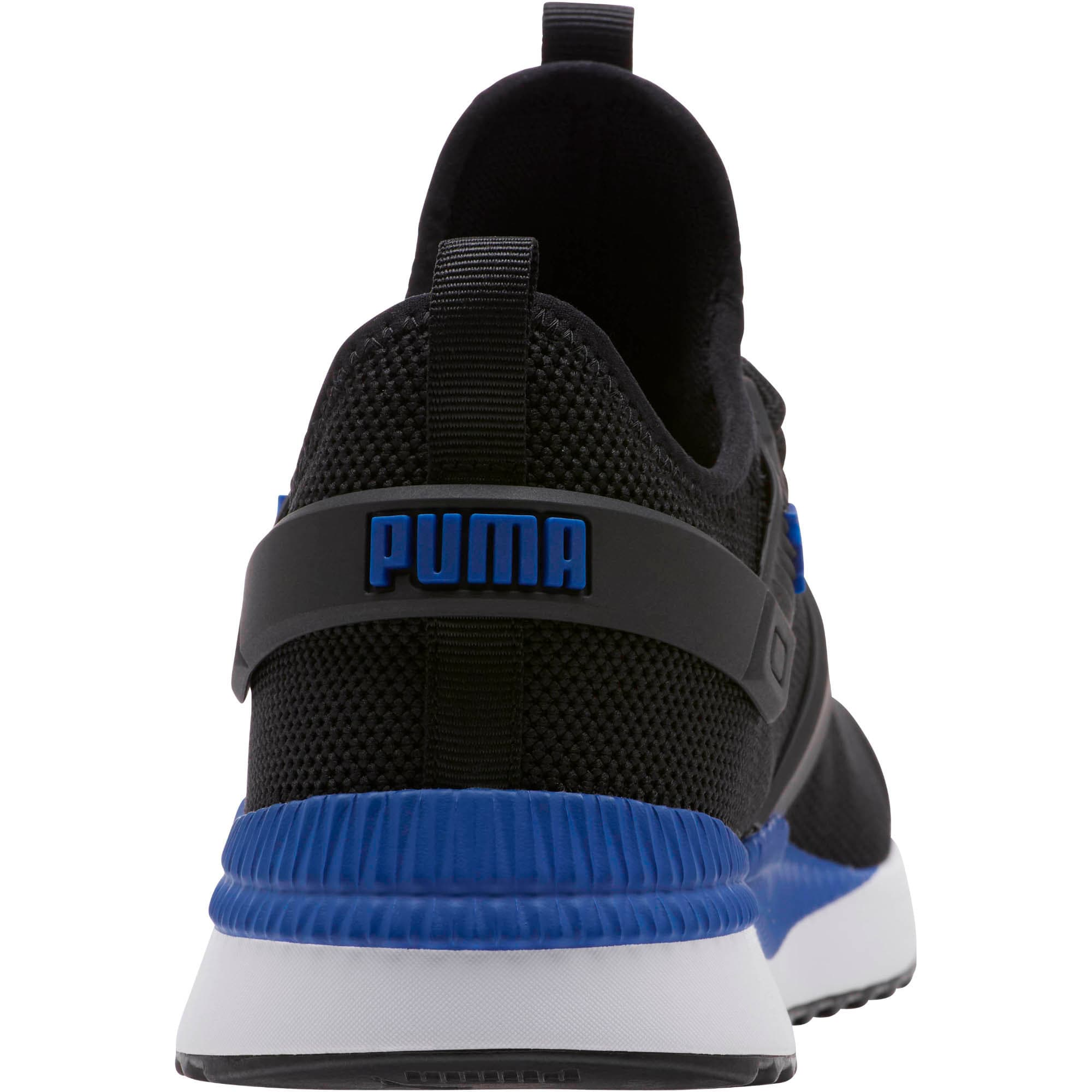 Thumbnail 2 of Pacer Next Excel Shoes, Puma Black-Surf The Web, medium-IND