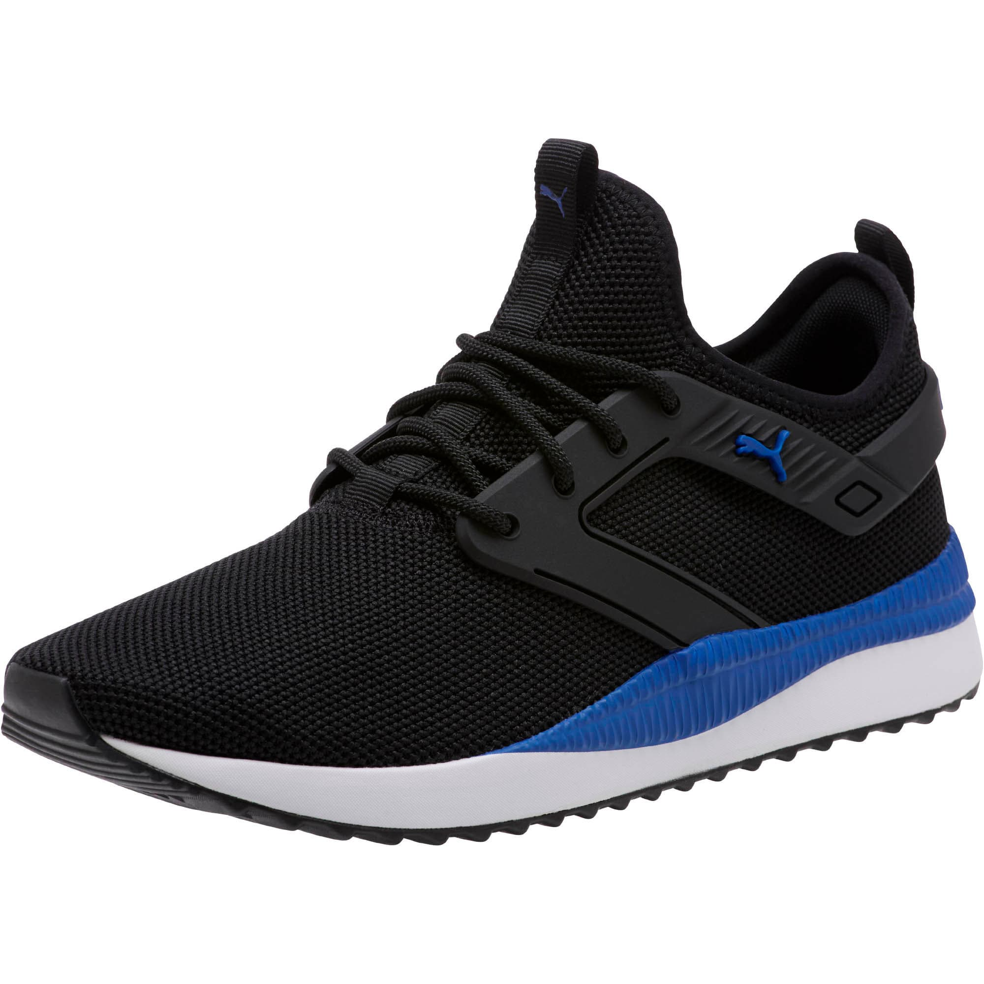 Thumbnail 1 of Pacer Next Excel Shoes, Puma Black-Surf The Web, medium-IND