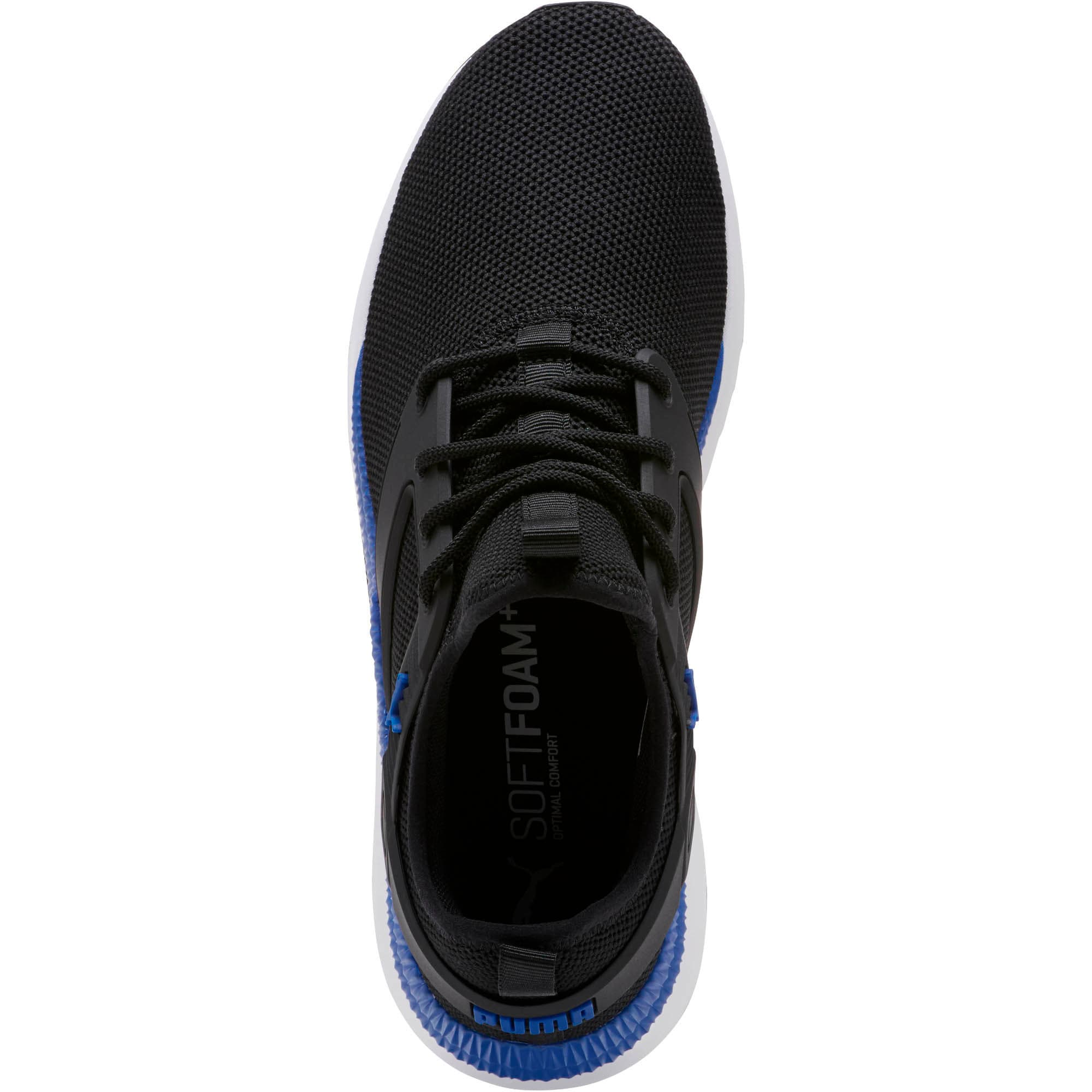 Thumbnail 4 of Pacer Next Excel Shoes, Puma Black-Surf The Web, medium-IND