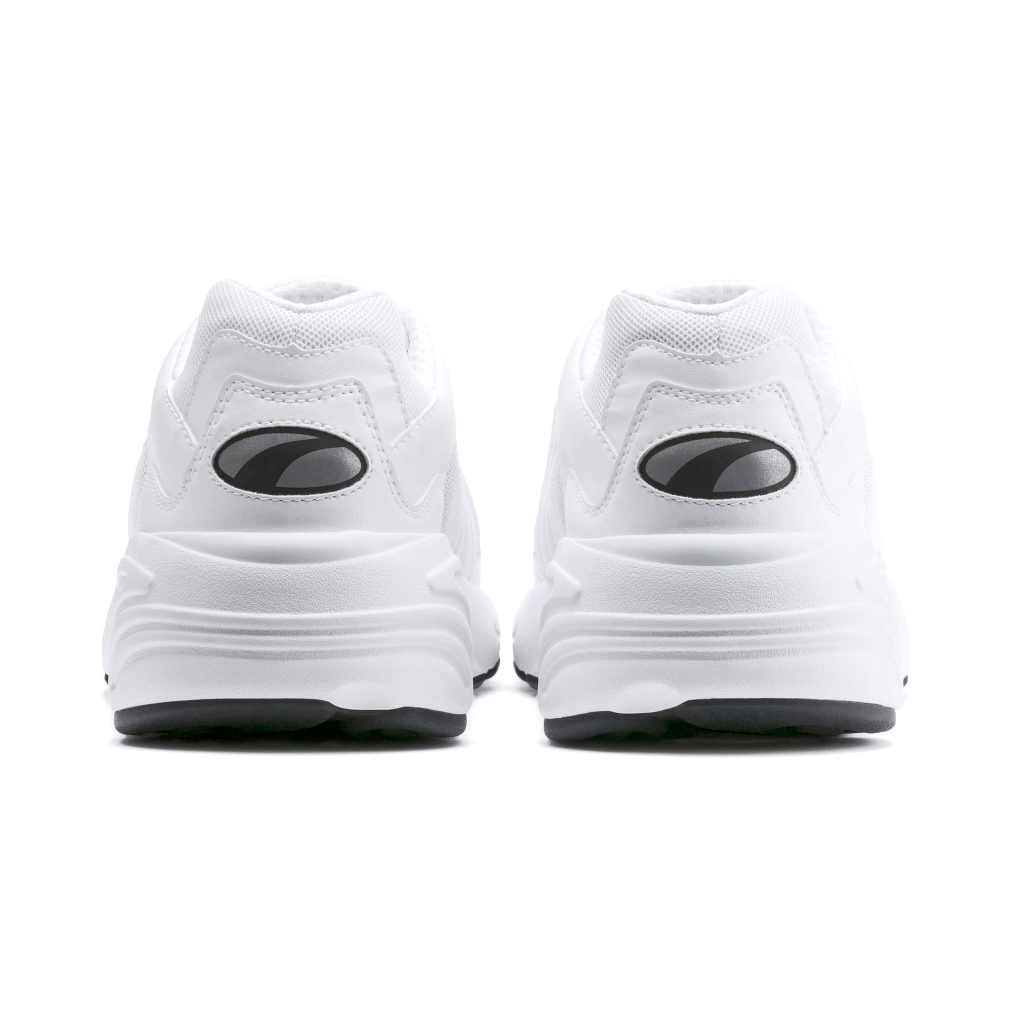 Thumbnail 3 of CELL Viper Sneakers, Puma White-Puma White, medium