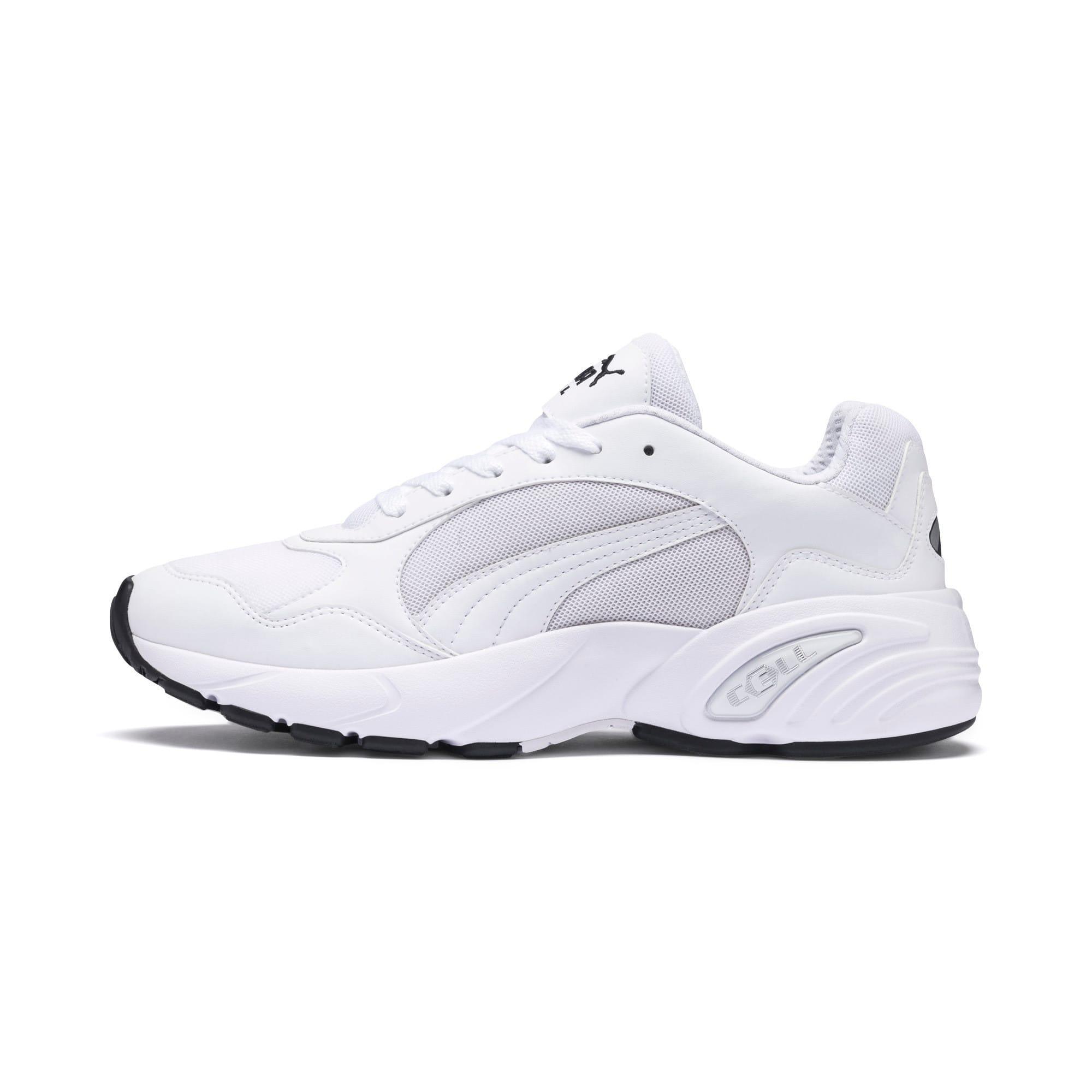 Thumbnail 1 of CELL Viper Sneakers, Puma White-Puma White, medium