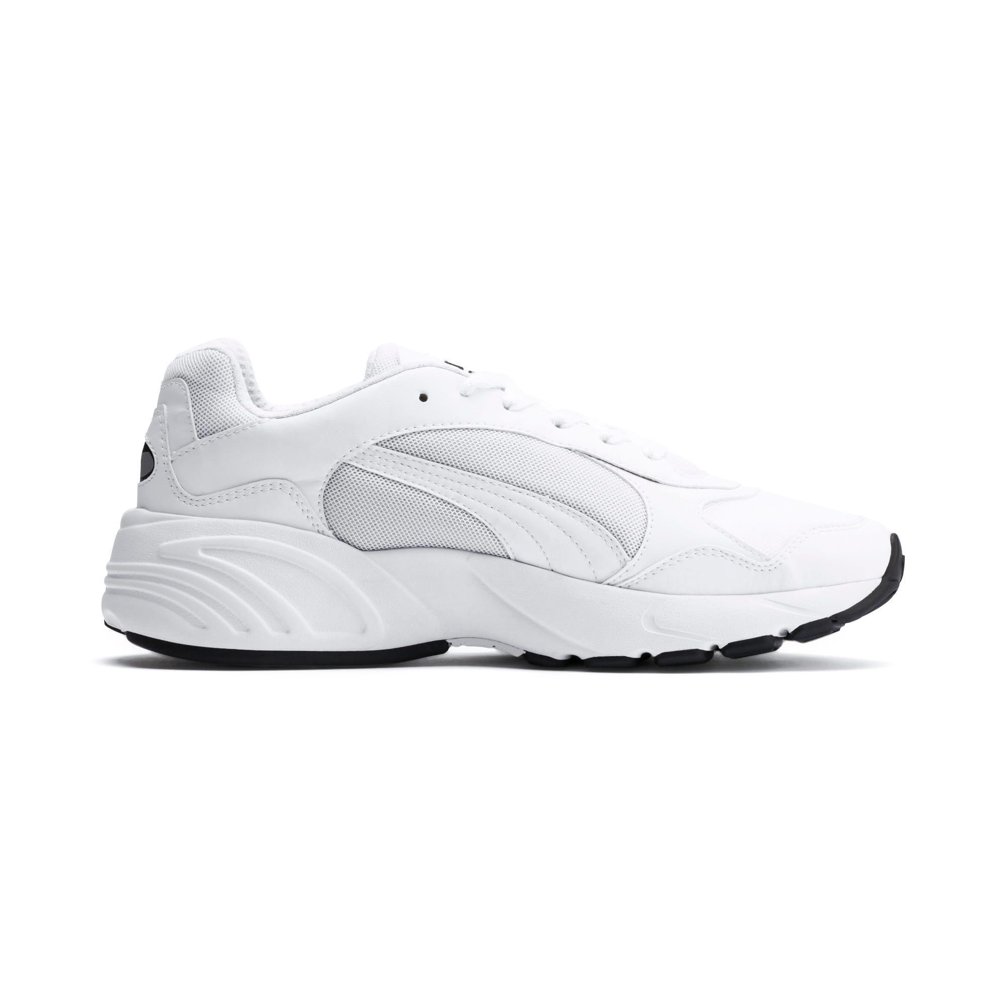 Thumbnail 5 of CELL Viper Sneakers, Puma White-Puma White, medium
