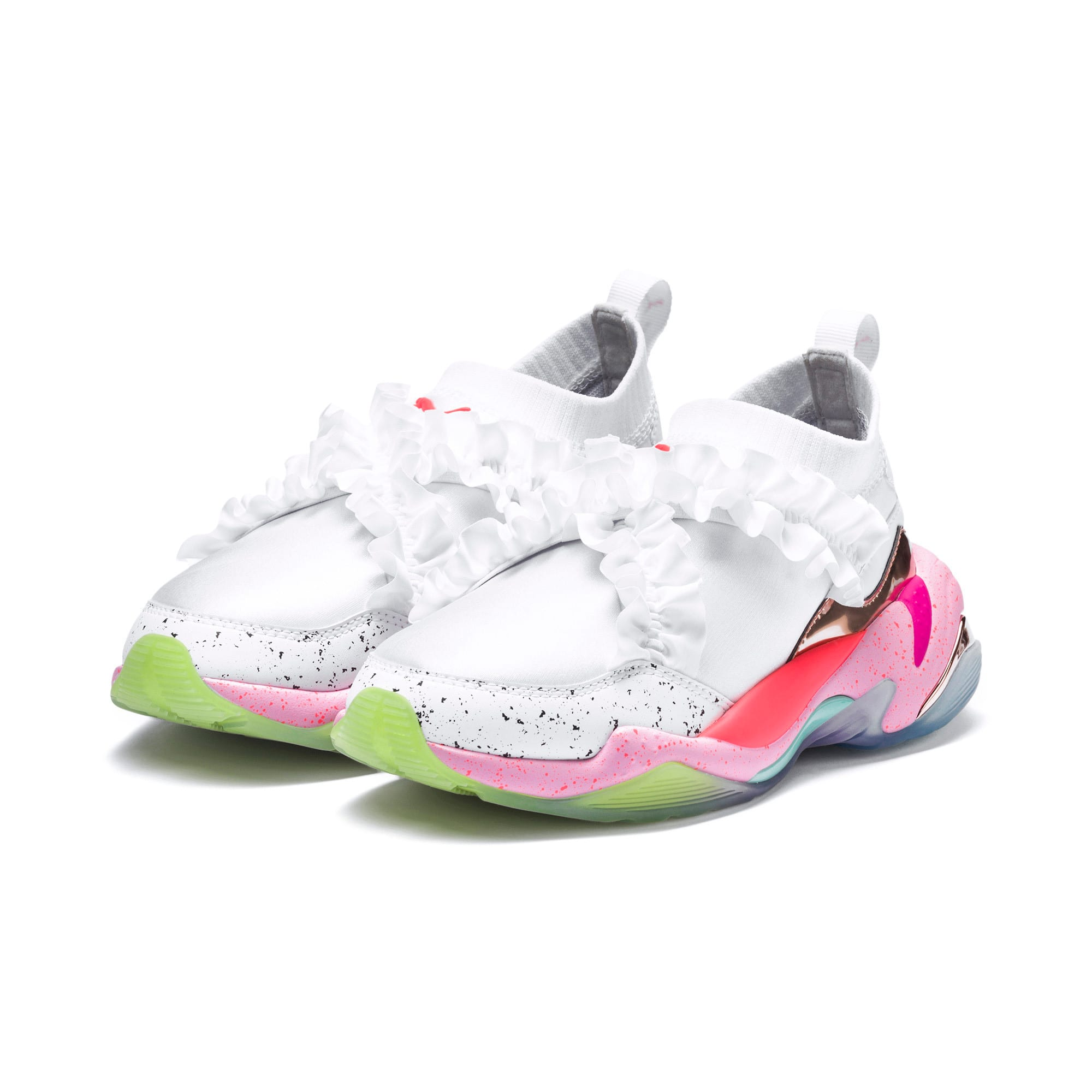 PUMA x SOPHIA WEBSTER Thunder Women's Sneakers, Puma White, large