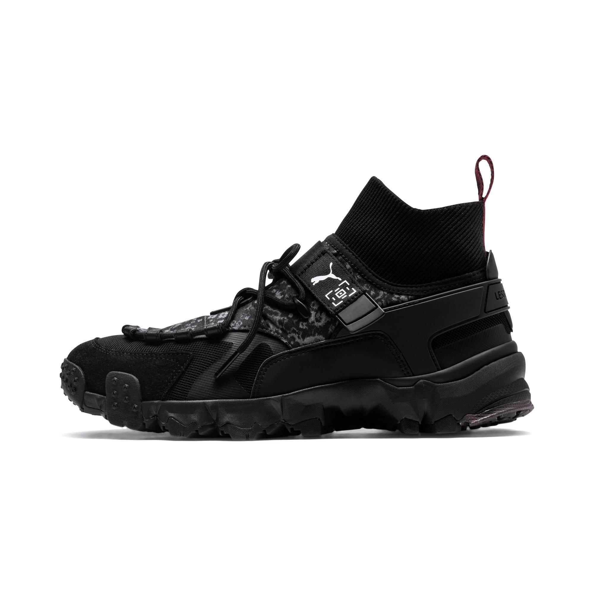 Thumbnail 1 van PUMA x LES BENJAMINS Trailfox schoenen, Puma Black, medium