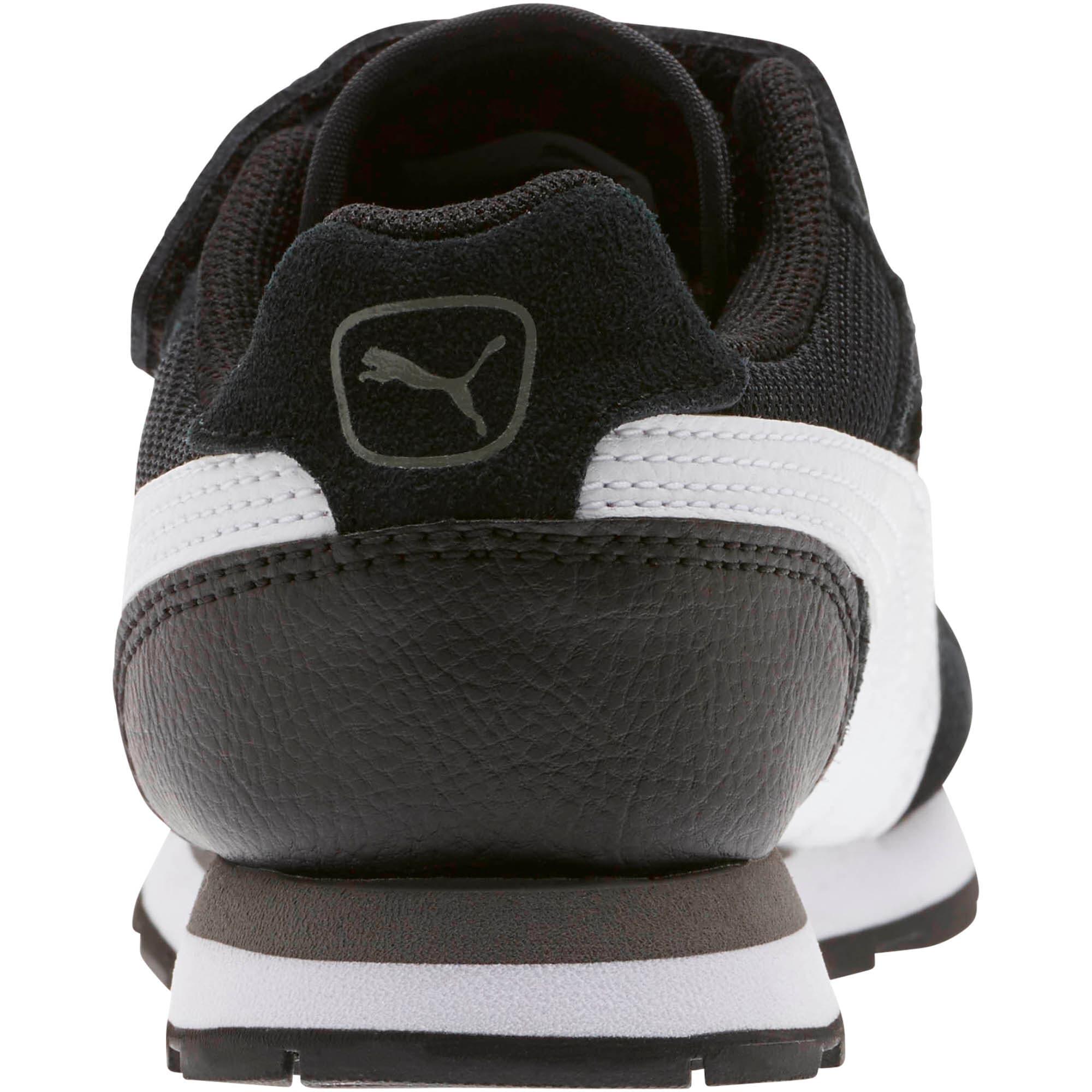 Miniatura 4 de Zapatos Vista para niños, Puma Black-Puma White, mediano