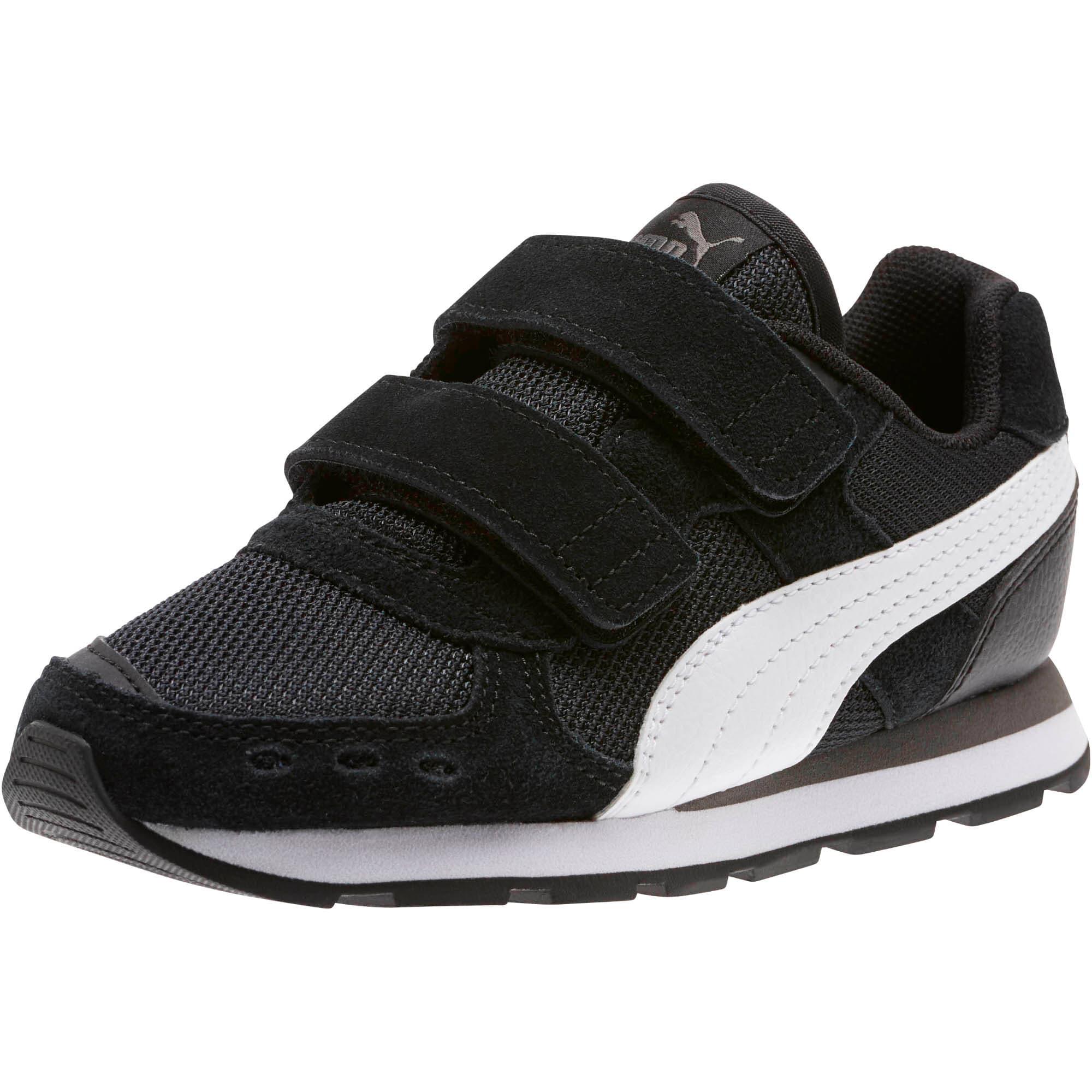 Miniatura 1 de Zapatos Vista para niños, Puma Black-Puma White, mediano