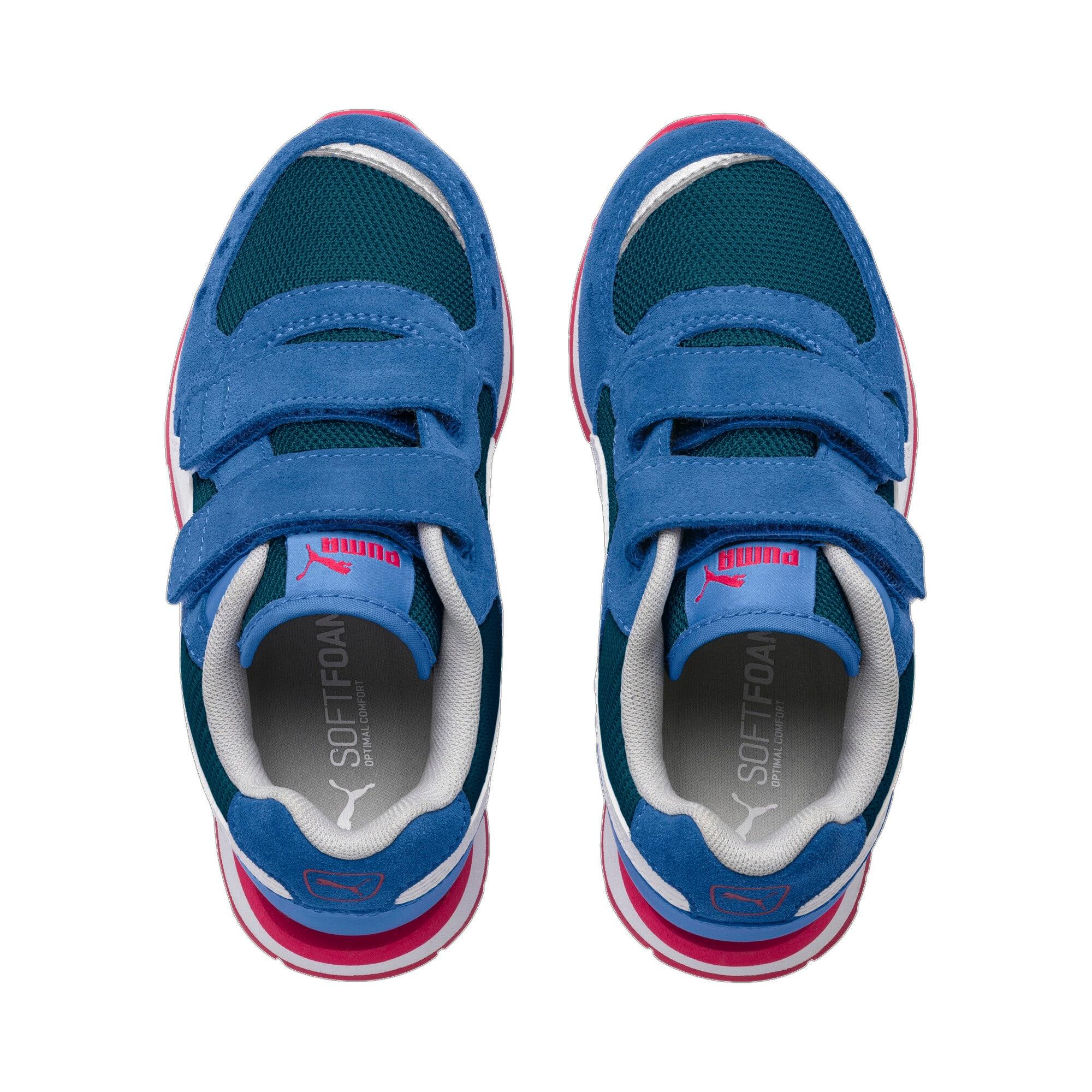Thumbnail 6 of Vista Little Kids' Shoes, Ultramarine-Puma White, medium