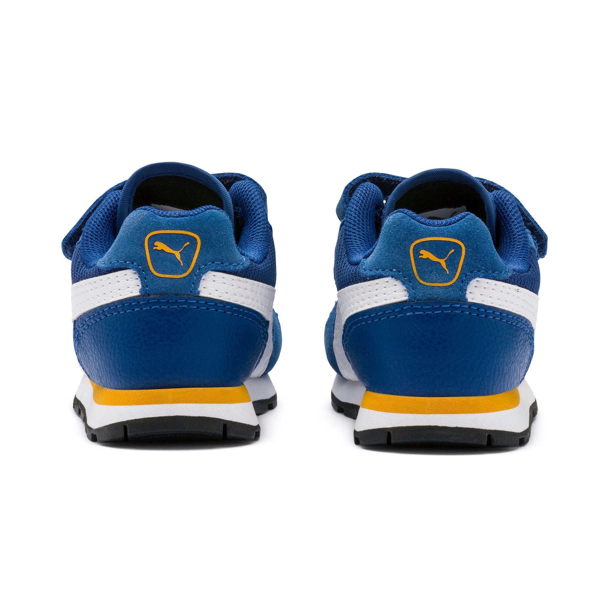 Thumbnail 3 of Vista Toddler Shoes, Galaxy Blue-Puma White, medium