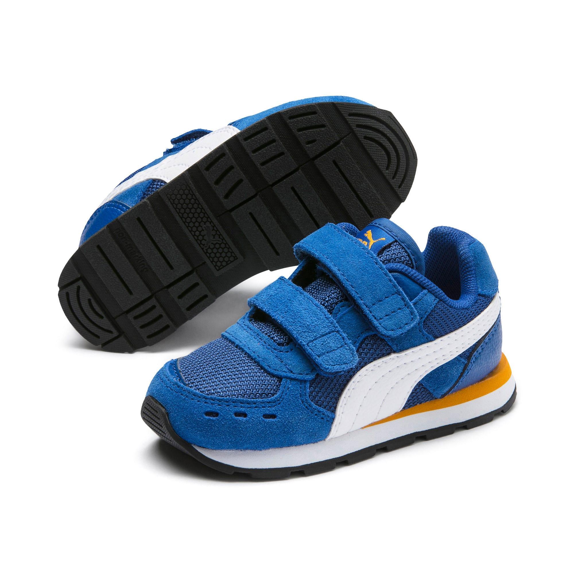 Thumbnail 2 of Vista Toddler Shoes, Galaxy Blue-Puma White, medium