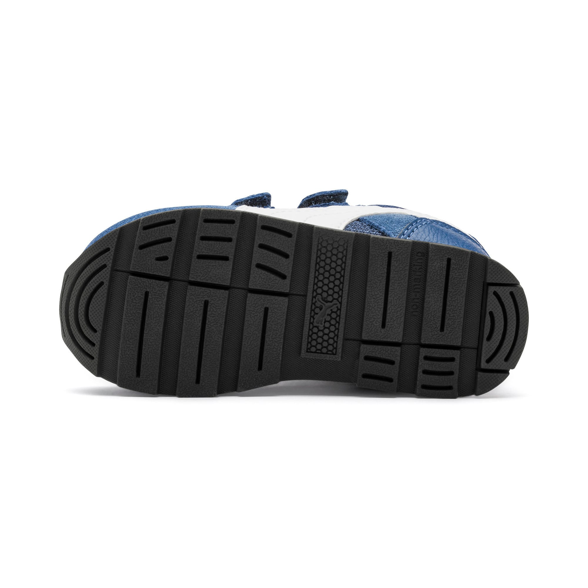 Thumbnail 4 of Vista Toddler Shoes, Galaxy Blue-Puma White, medium