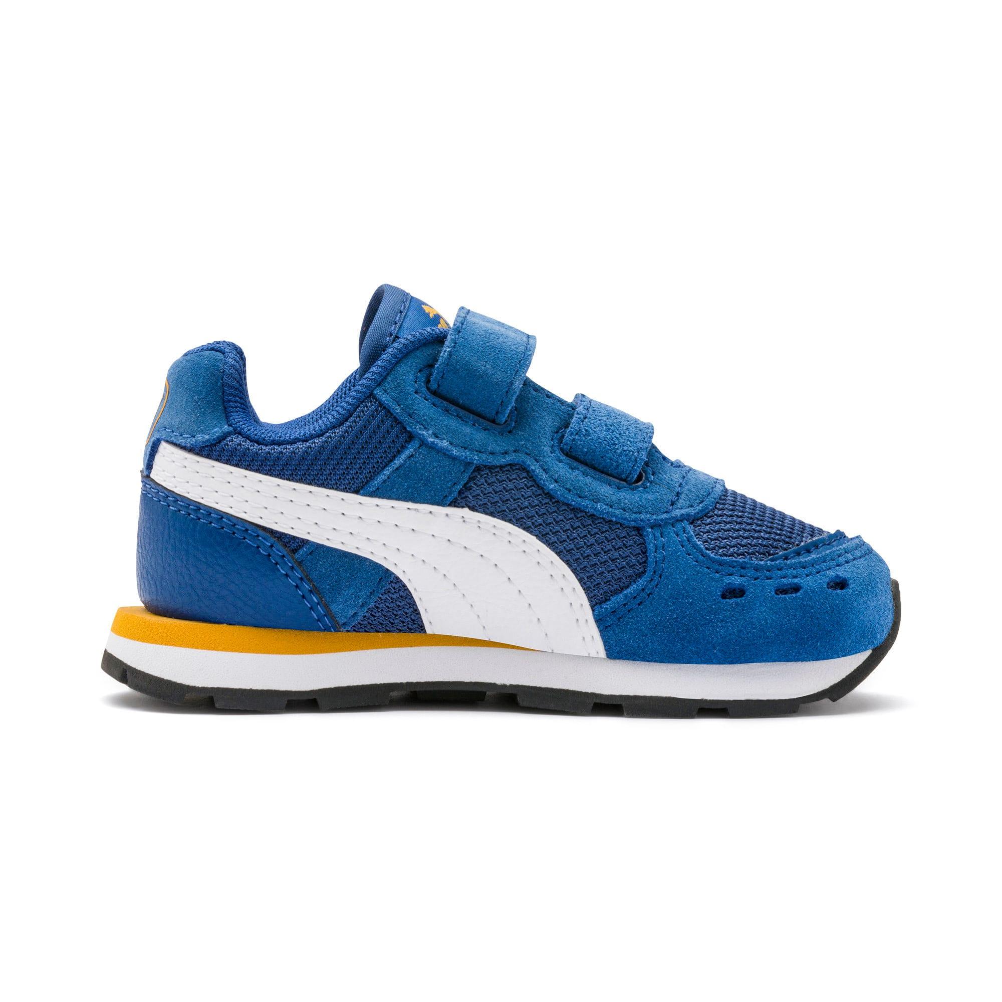 Thumbnail 5 of Vista Toddler Shoes, Galaxy Blue-Puma White, medium