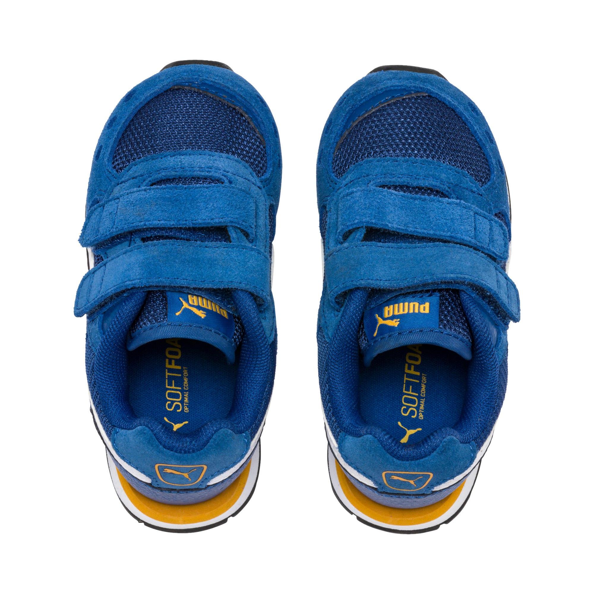 Thumbnail 6 of Vista Toddler Shoes, Galaxy Blue-Puma White, medium