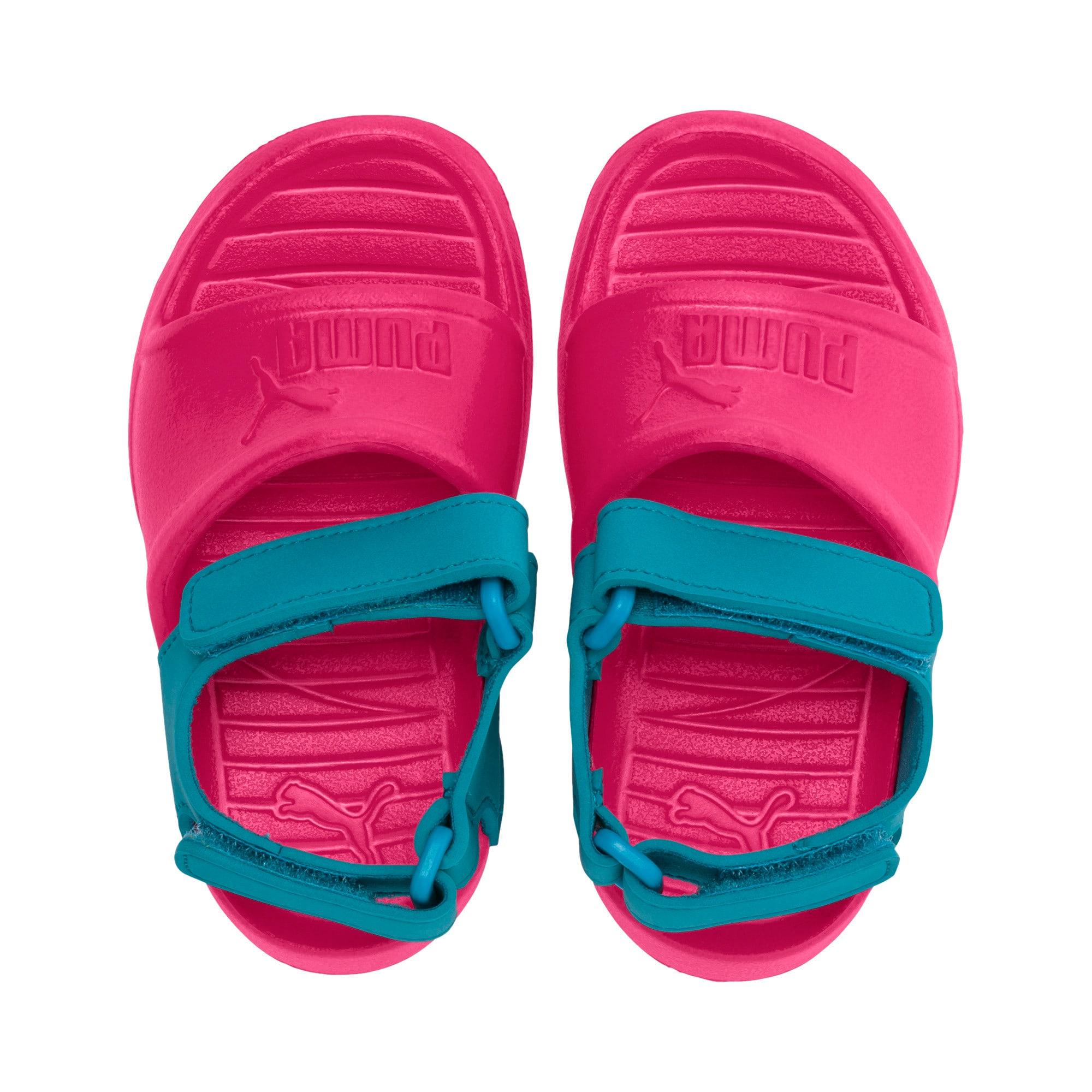 Thumbnail 6 of Divecat v2 Injex sandalen voor kinderen, Fuchsia Purple-Caribbean Sea, medium