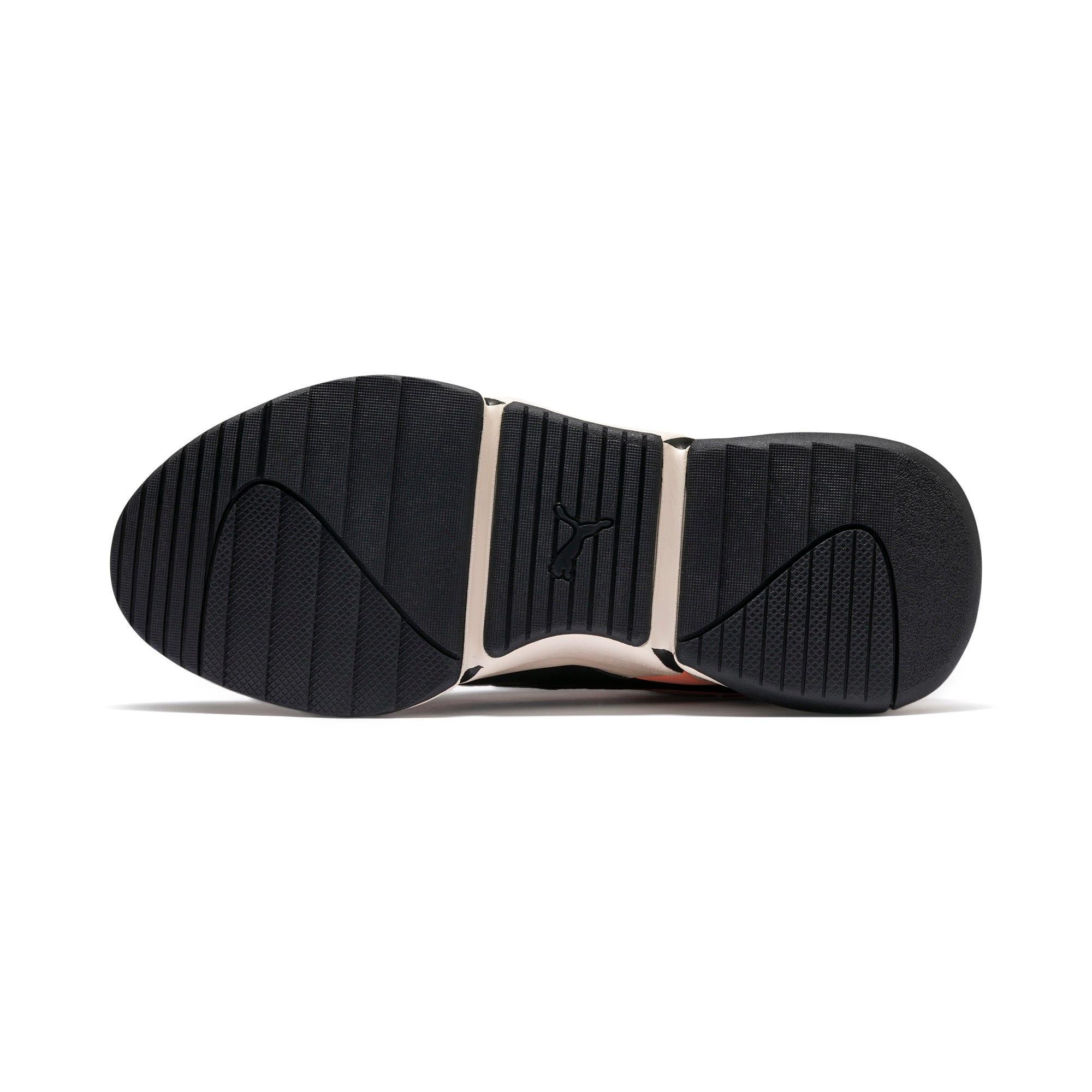 Thumbnail 5 of PUMA x SUE TSAI Nova Cherry Bombs sneakers voor dames, Powder Puff-Puma Black, medium