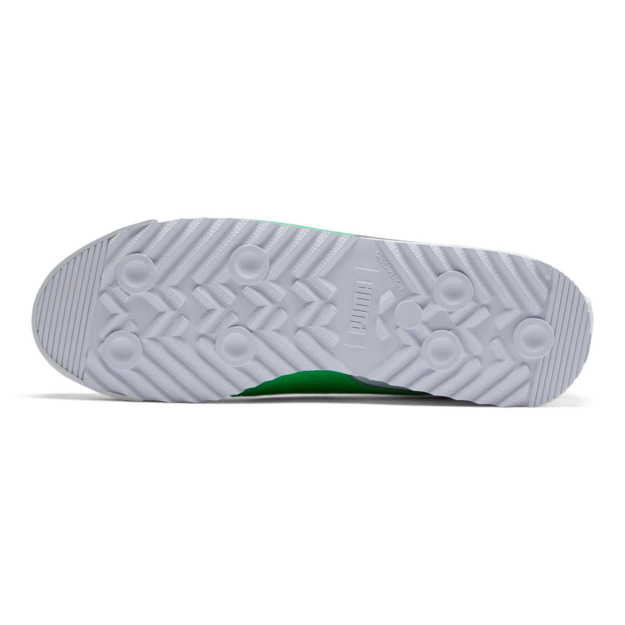 Miniatura 4 de Zapatos deportivos Roma Basic +, Puma White-Irish Green, mediano