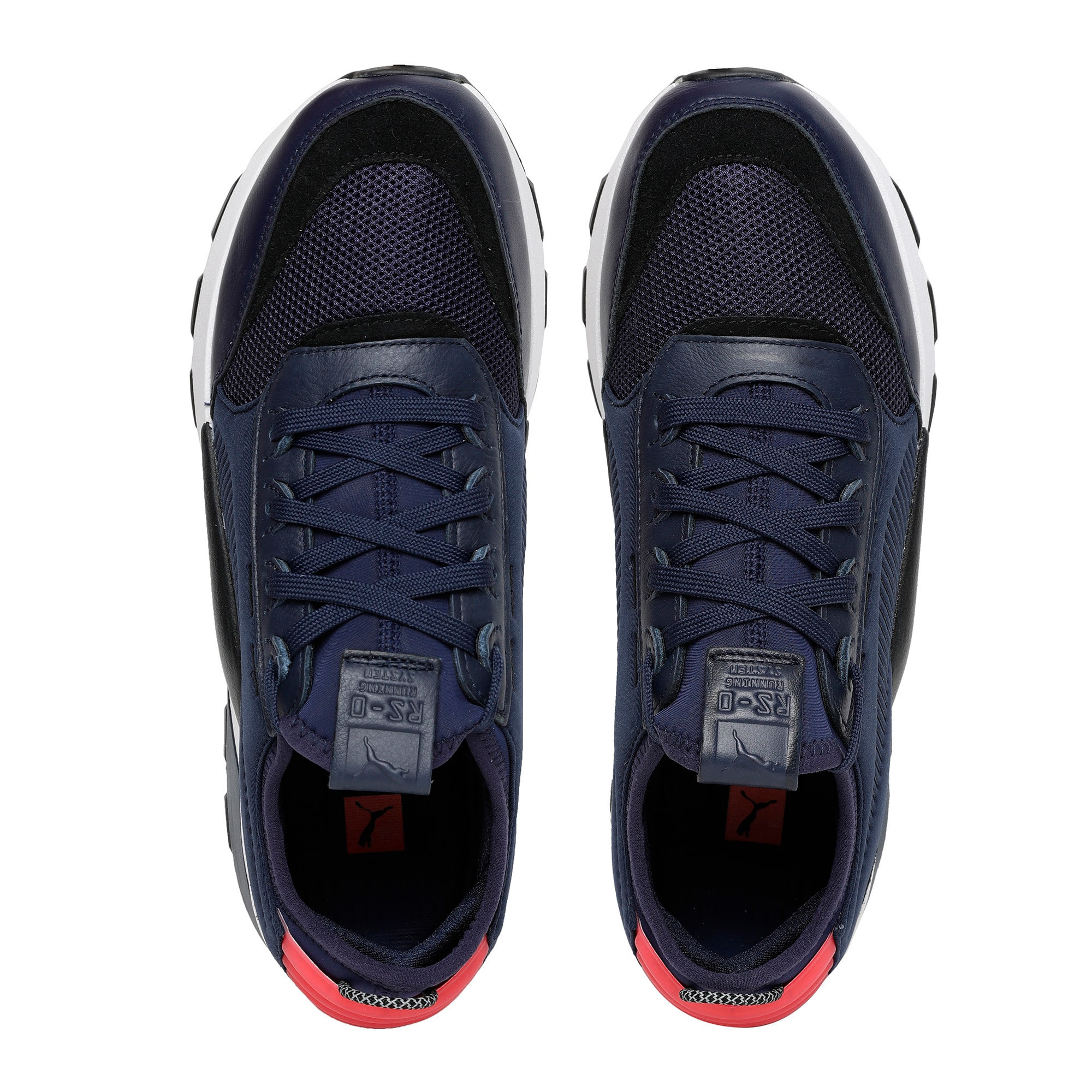 Thumbnail 4 of RS-0 Core Trainers, Peacoat-Puma Black, medium-IND