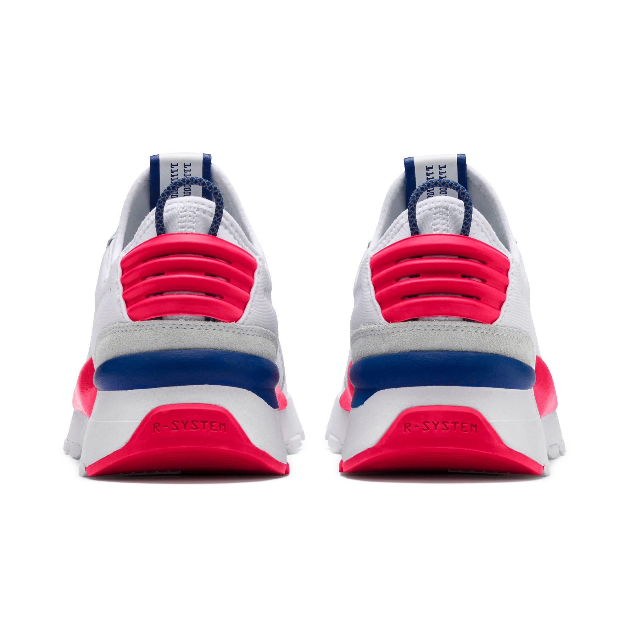 Thumbnail 3 of RS-0 Core Sneaker, Puma White-S Web-Nrgy Rose, medium