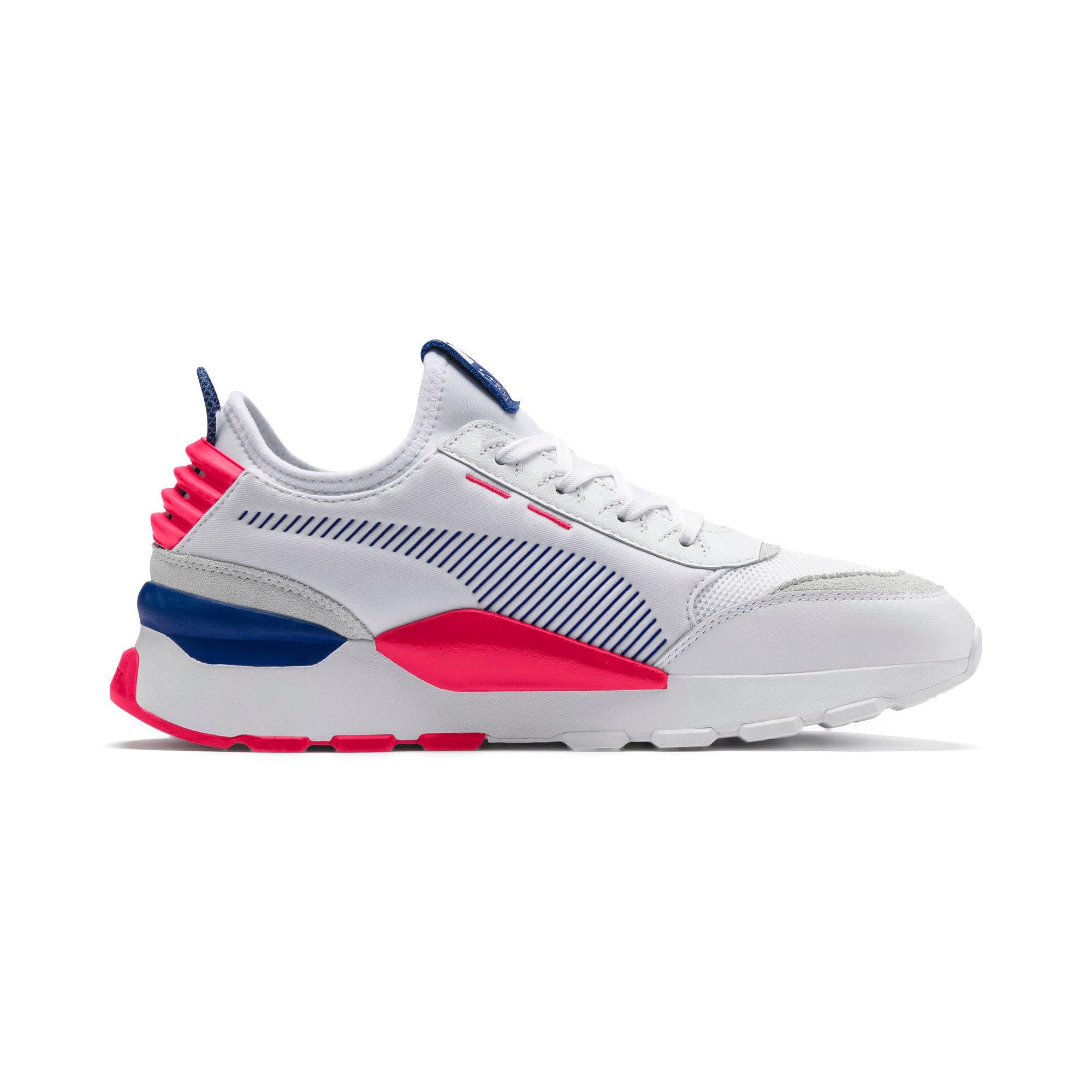 Thumbnail 5 of RS-0 Core Sneaker, Puma White-S Web-Nrgy Rose, medium