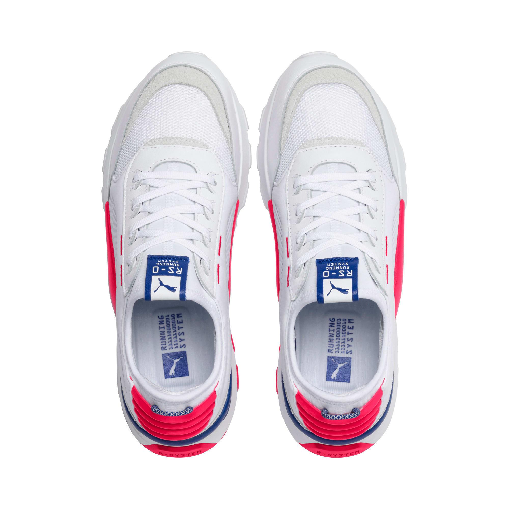 Thumbnail 6 of RS-0 Core Sneaker, Puma White-S Web-Nrgy Rose, medium
