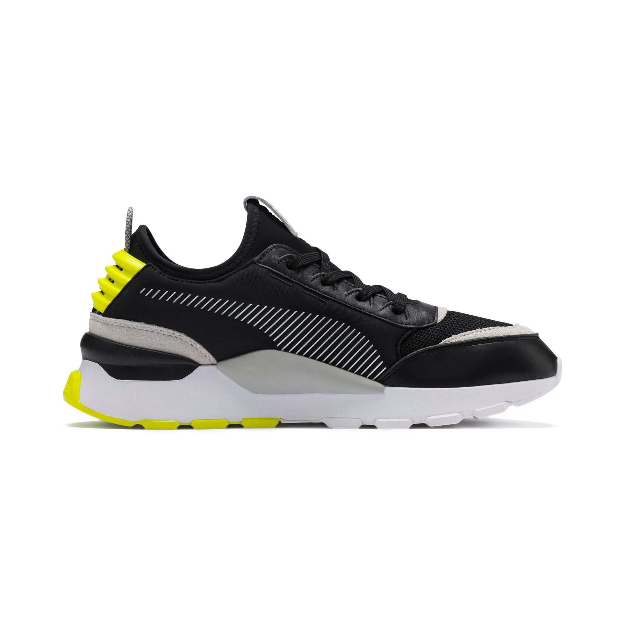 Thumbnail 6 of Basket RS-0 Core, Puma Black-G Violet-Y Alert, medium