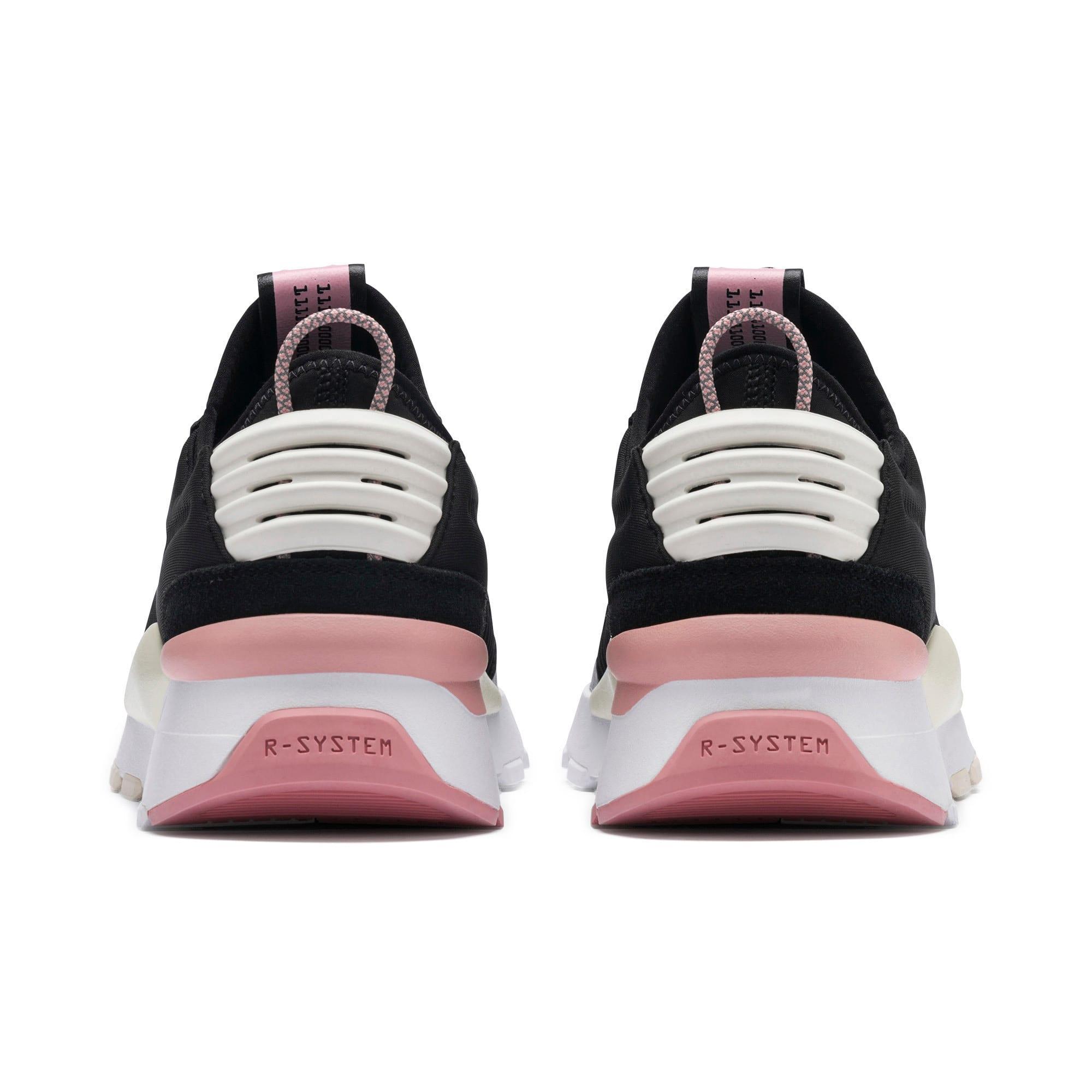 Thumbnail 4 of RS-0 Core Sneaker, P Black-W White-Bridal Rose, medium