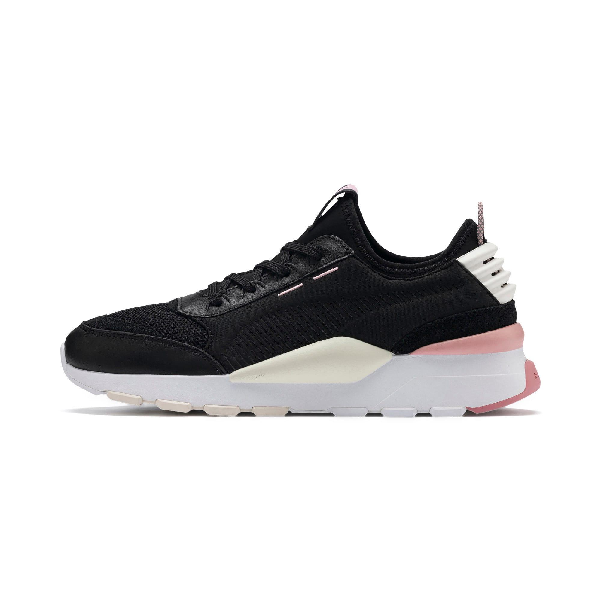 Thumbnail 1 of RS-0 Core Sneaker, P Black-W White-Bridal Rose, medium