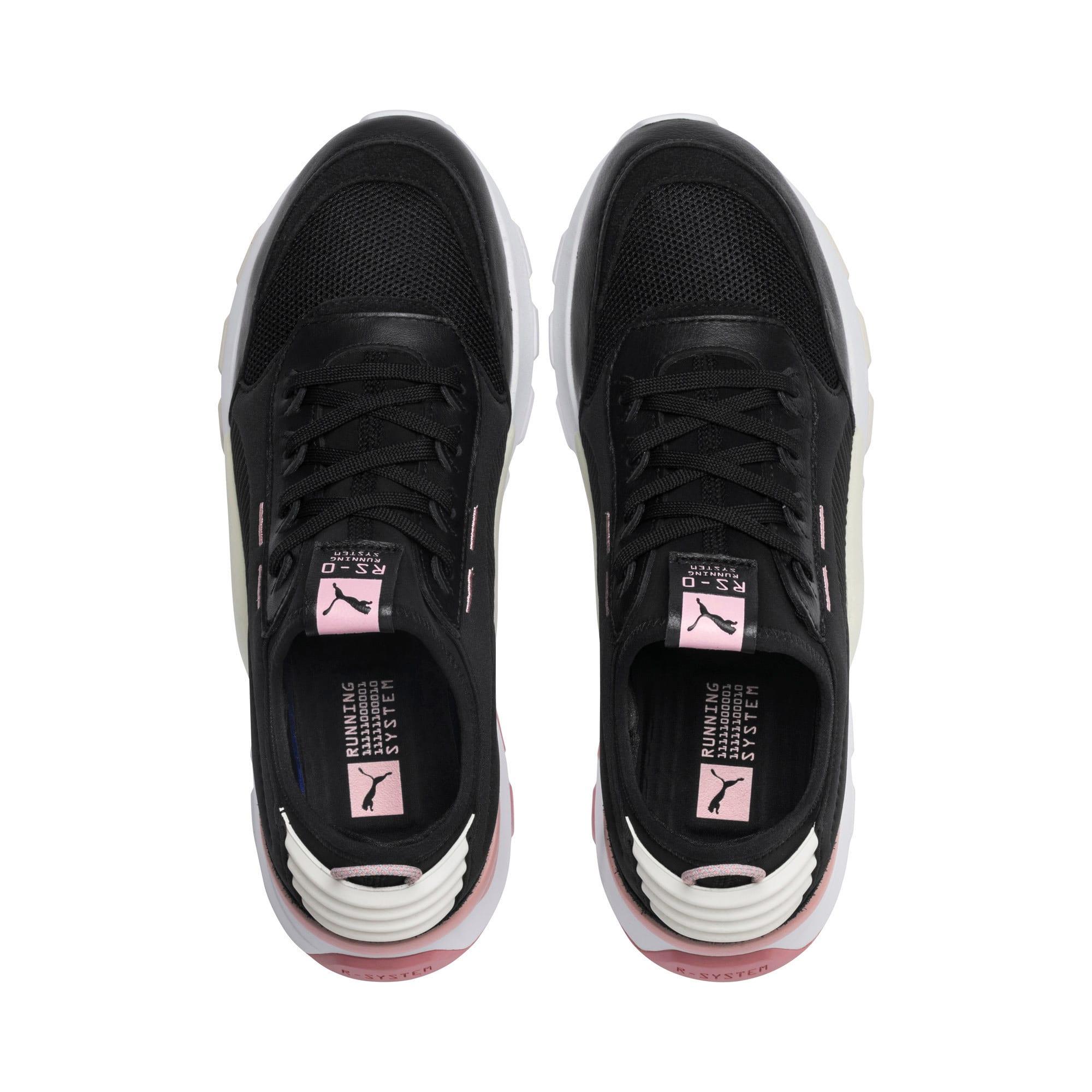 Thumbnail 7 of RS-0 Core Sneaker, P Black-W White-Bridal Rose, medium