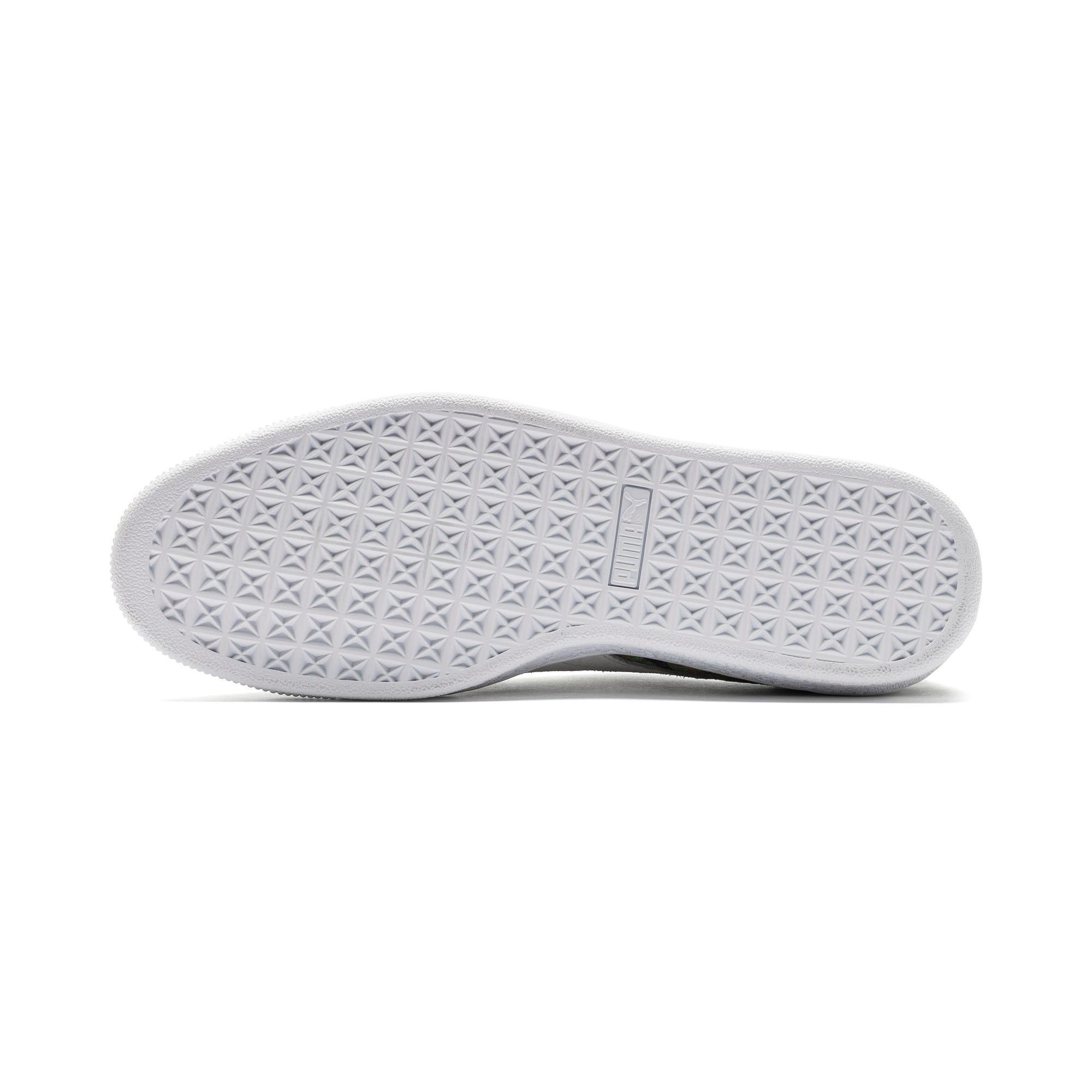 Thumbnail 4 of Suede Classic Ambush Sneakers, Dachsund-Green-Black-White, medium