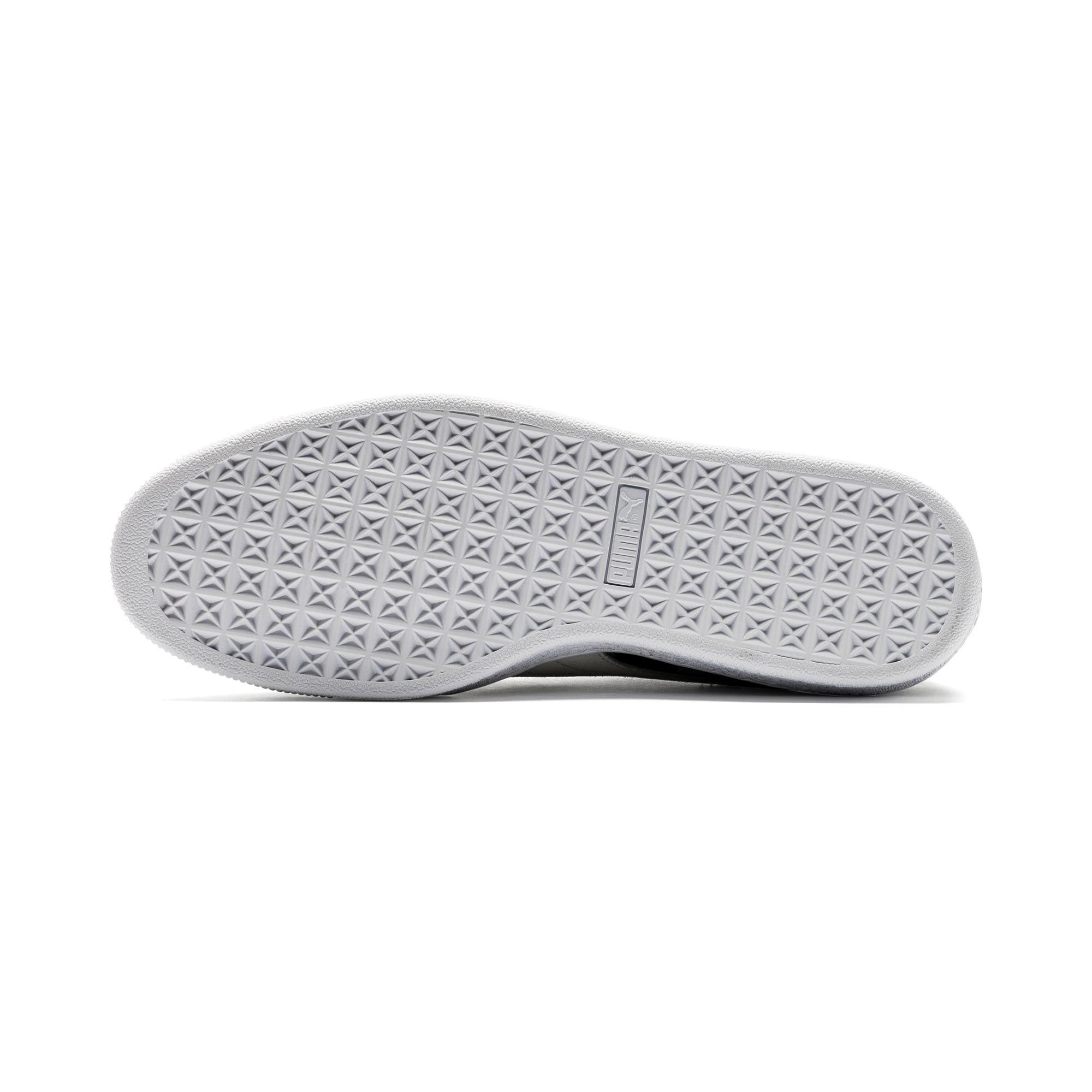 Thumbnail 4 of Suede Classic Ambush Sneakers, Puma Black-CASTLEROCK-White, medium