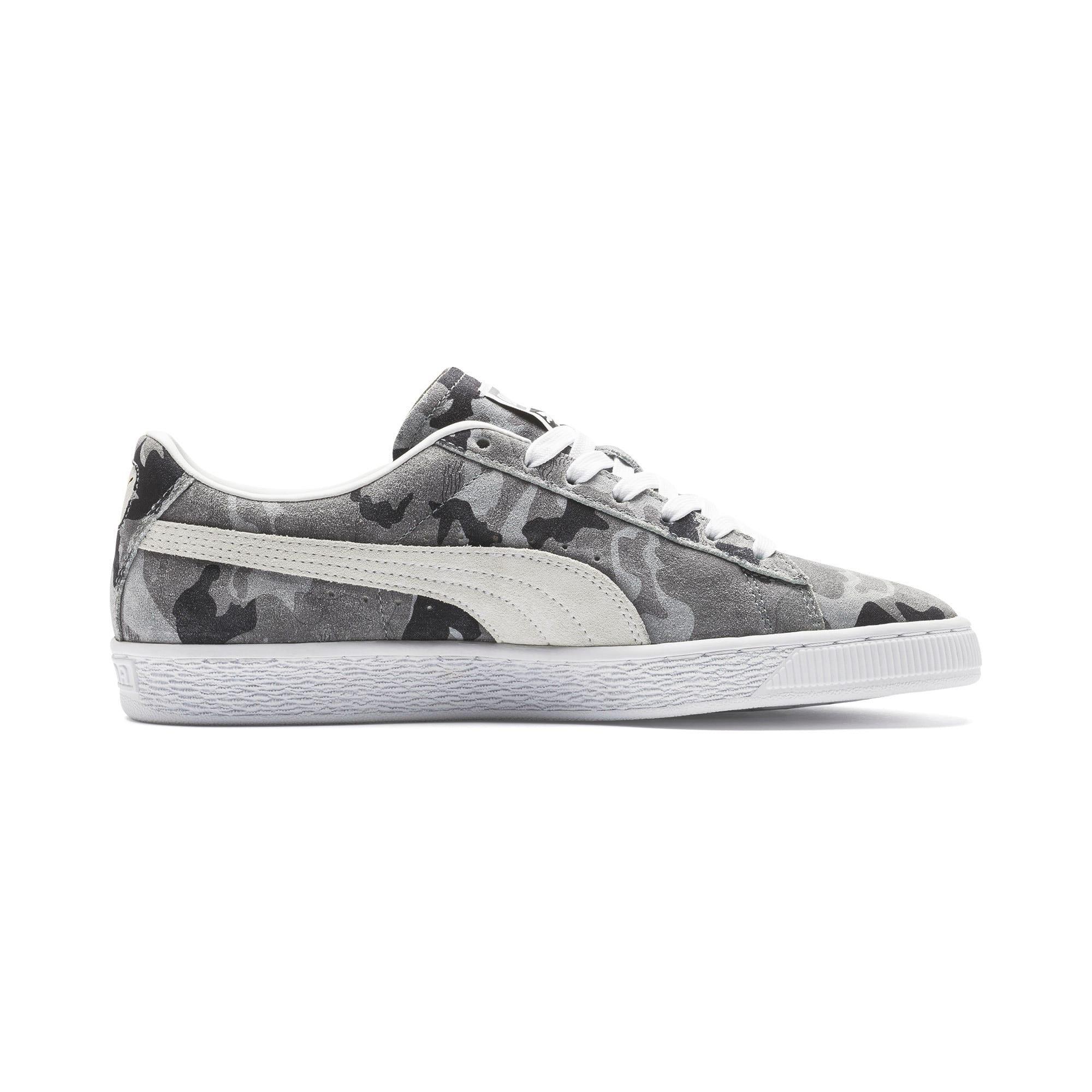 Miniatura 5 de Zapatos deportivos Suede Classic Ambush, Puma Black-CASTLEROCK-White, mediano