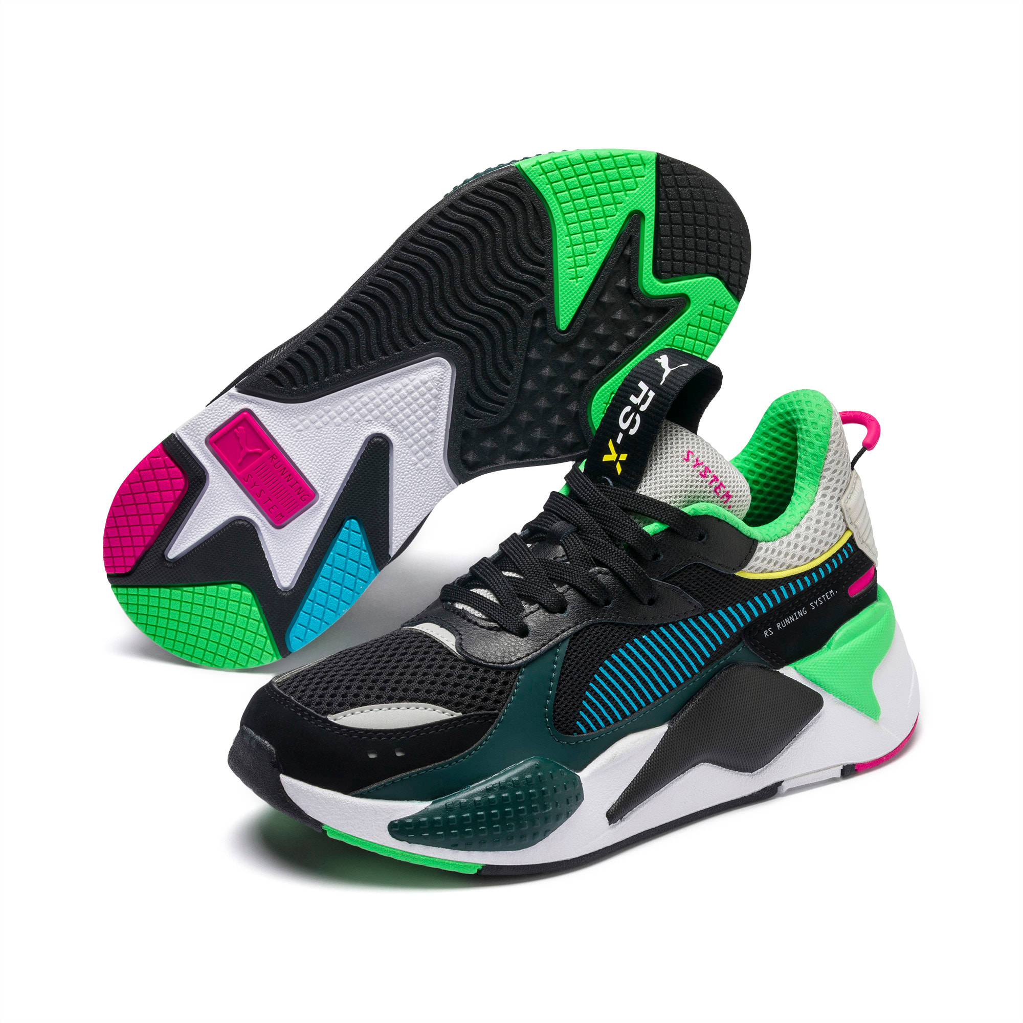 RS X Toys Sneakers JR