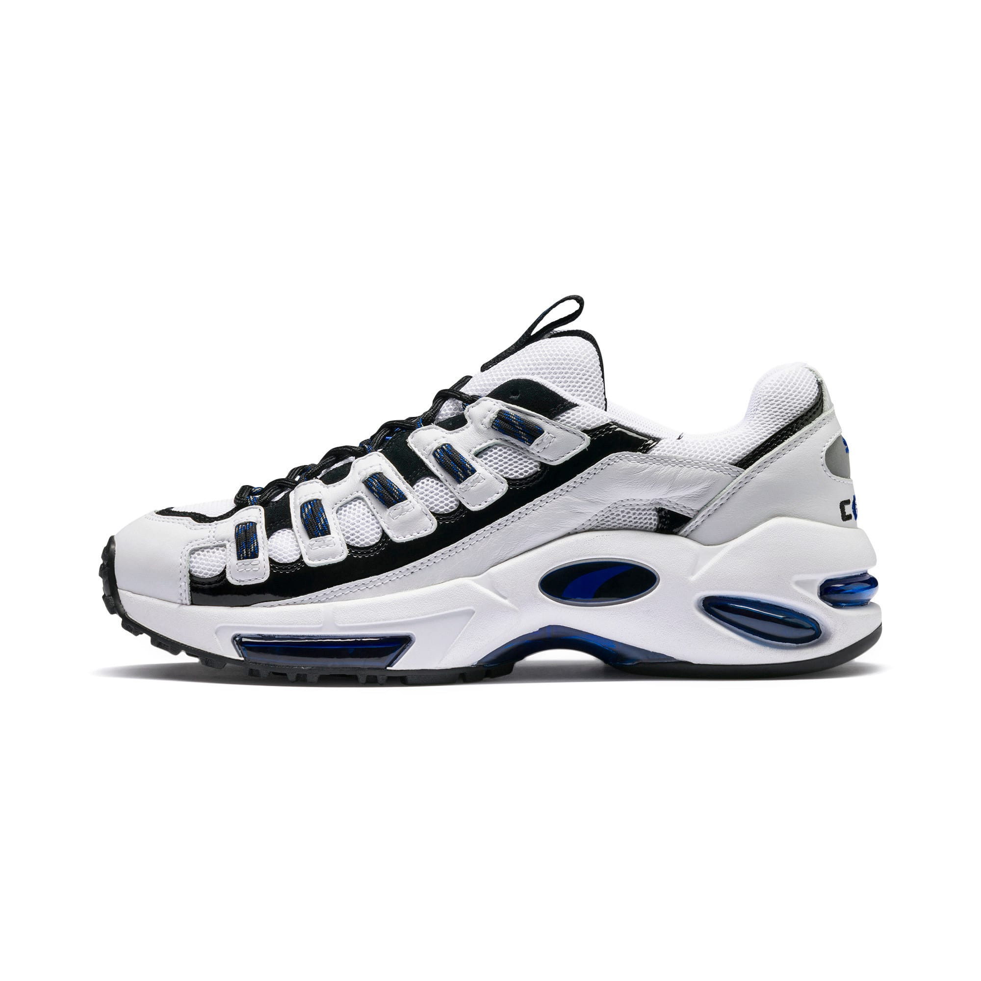 Thumbnail 1 of CELL Endura Patent 98 Men's Sneakers, Puma White-Surf The Web, medium