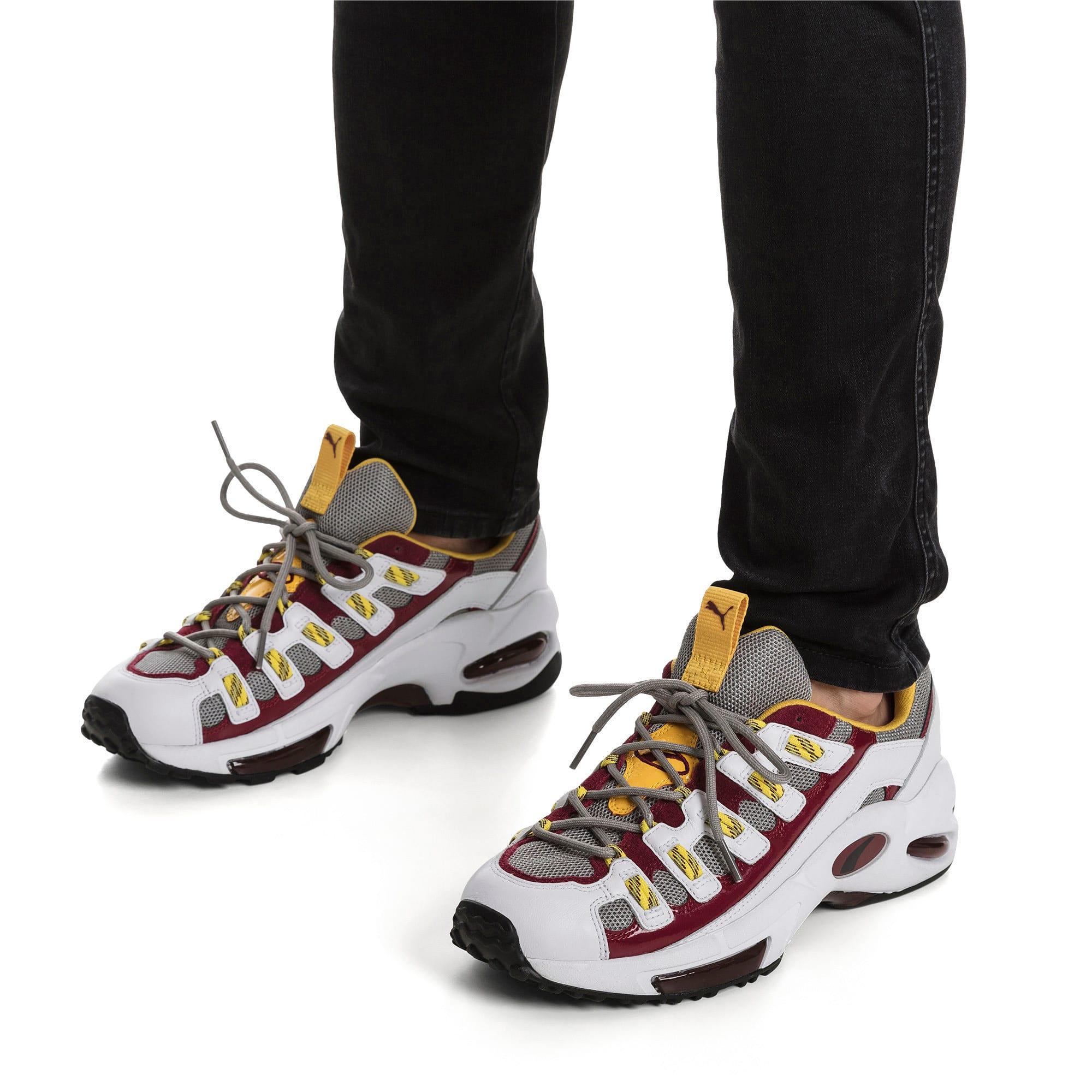 Thumbnail 2 of CELL Endura Patent 98 Men's Sneakers, Limestone-Cordovan, medium