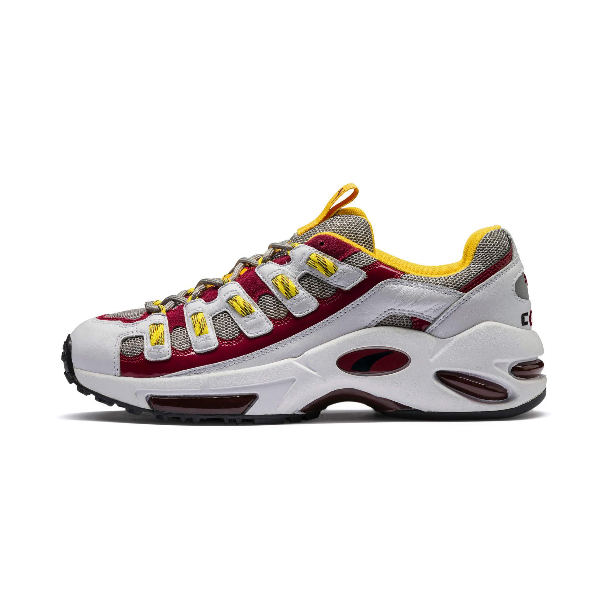 Thumbnail 1 of CELL Endura Patent 98 Men's Sneakers, Limestone-Cordovan, medium