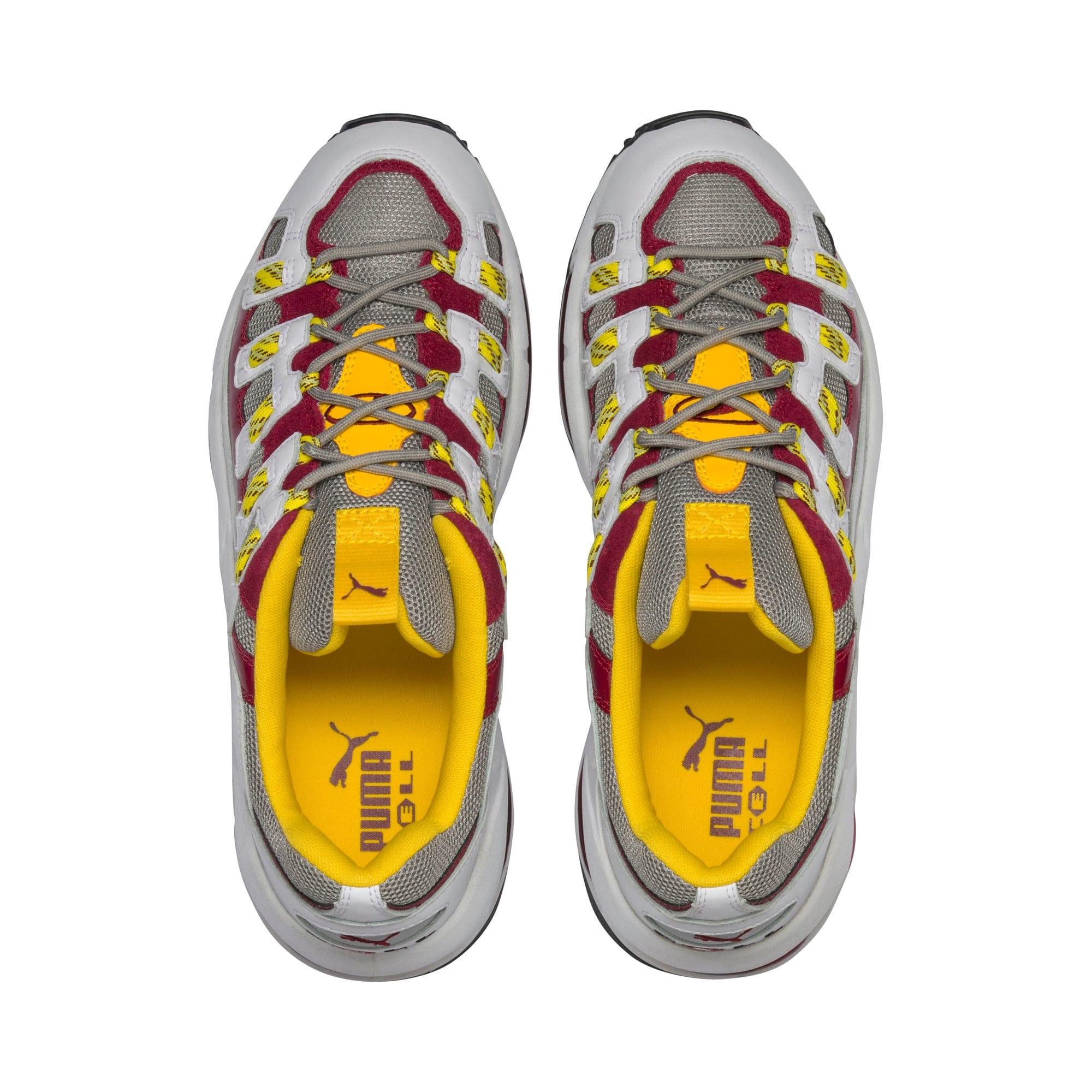 Thumbnail 7 of CELL Endura Patent 98 Men's Sneakers, Limestone-Cordovan, medium