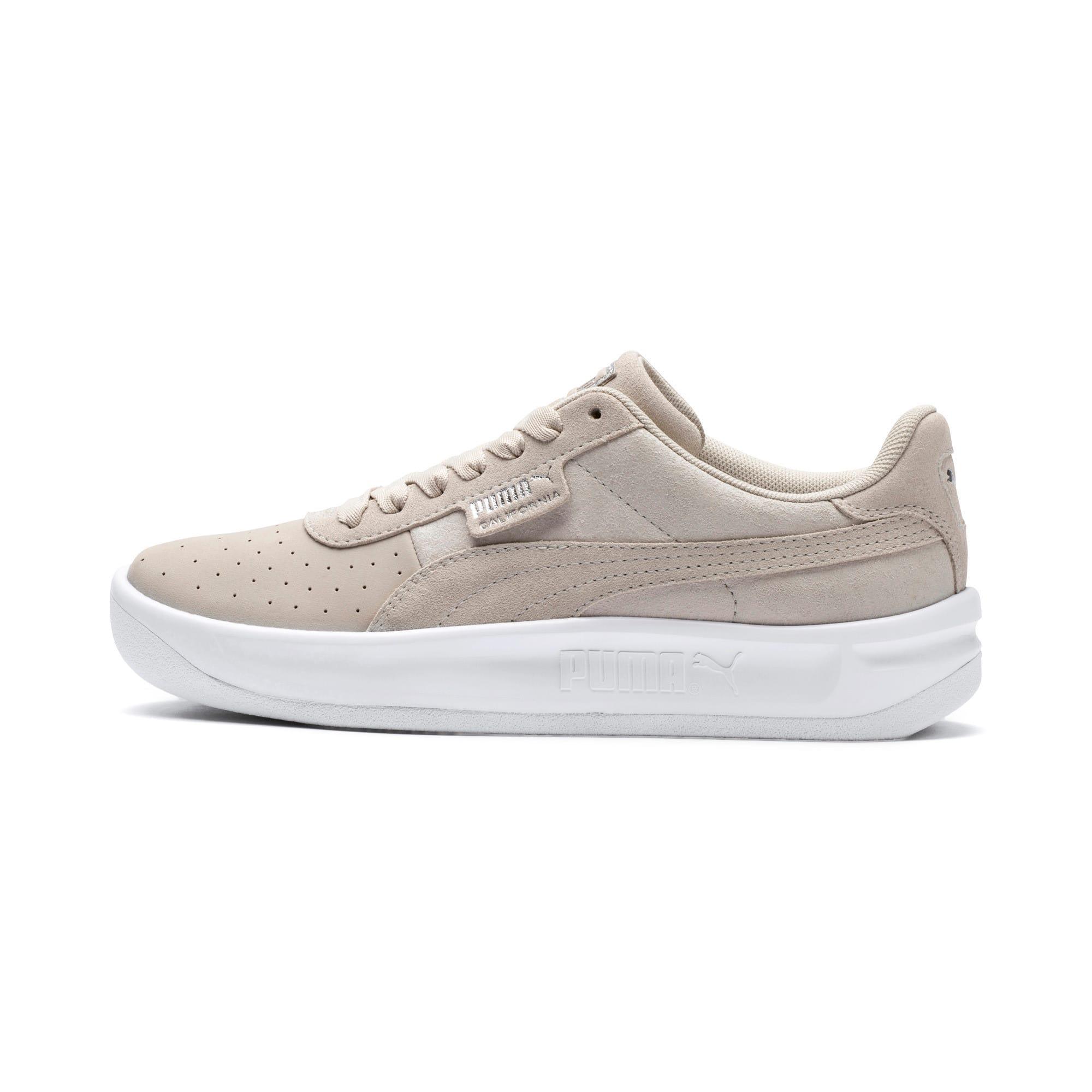 Thumbnail 1 of California Shimmer Damen Sneaker, Silver Gray-Puma Silver, medium
