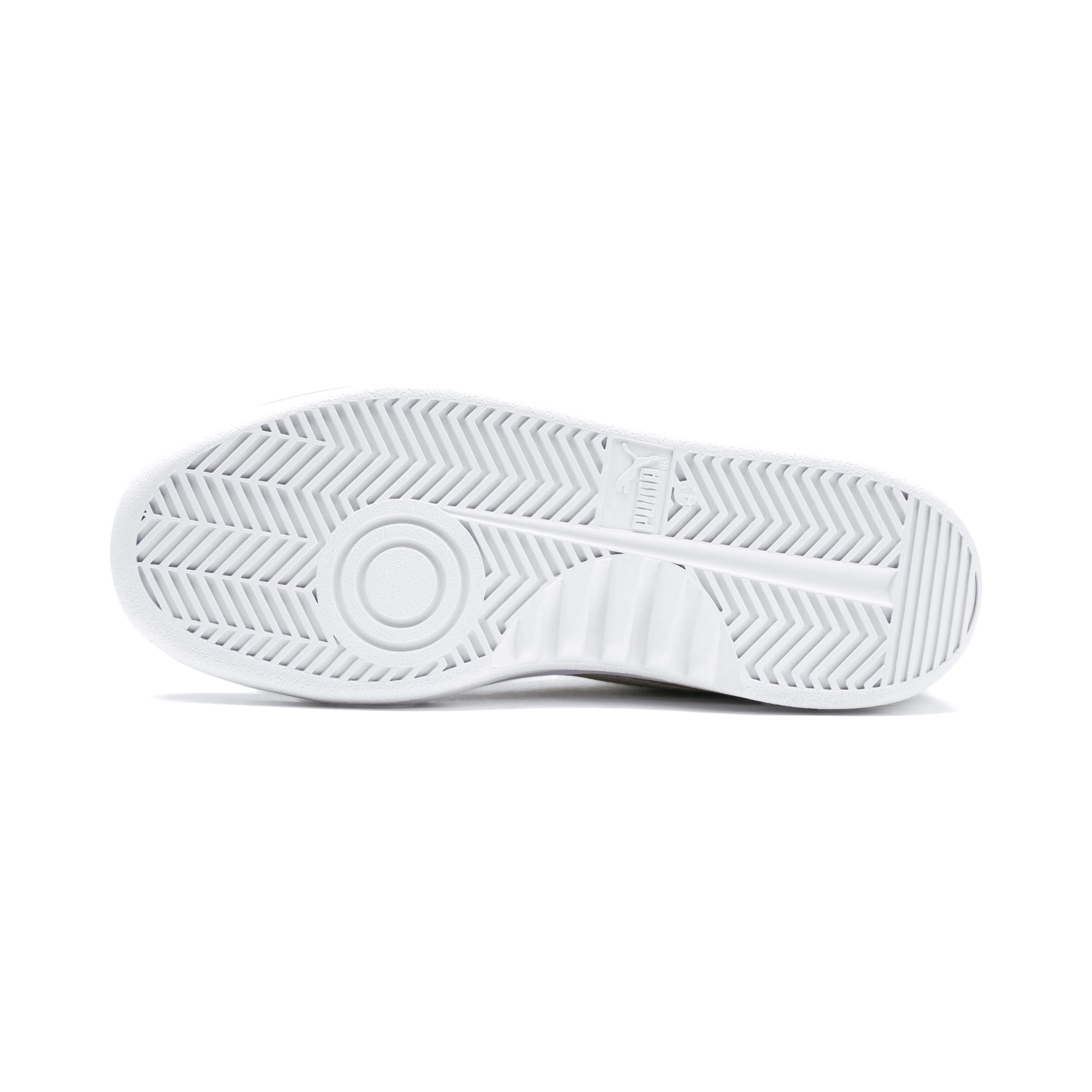 Thumbnail 5 of California Shimmer Damen Sneaker, Silver Gray-Puma Silver, medium