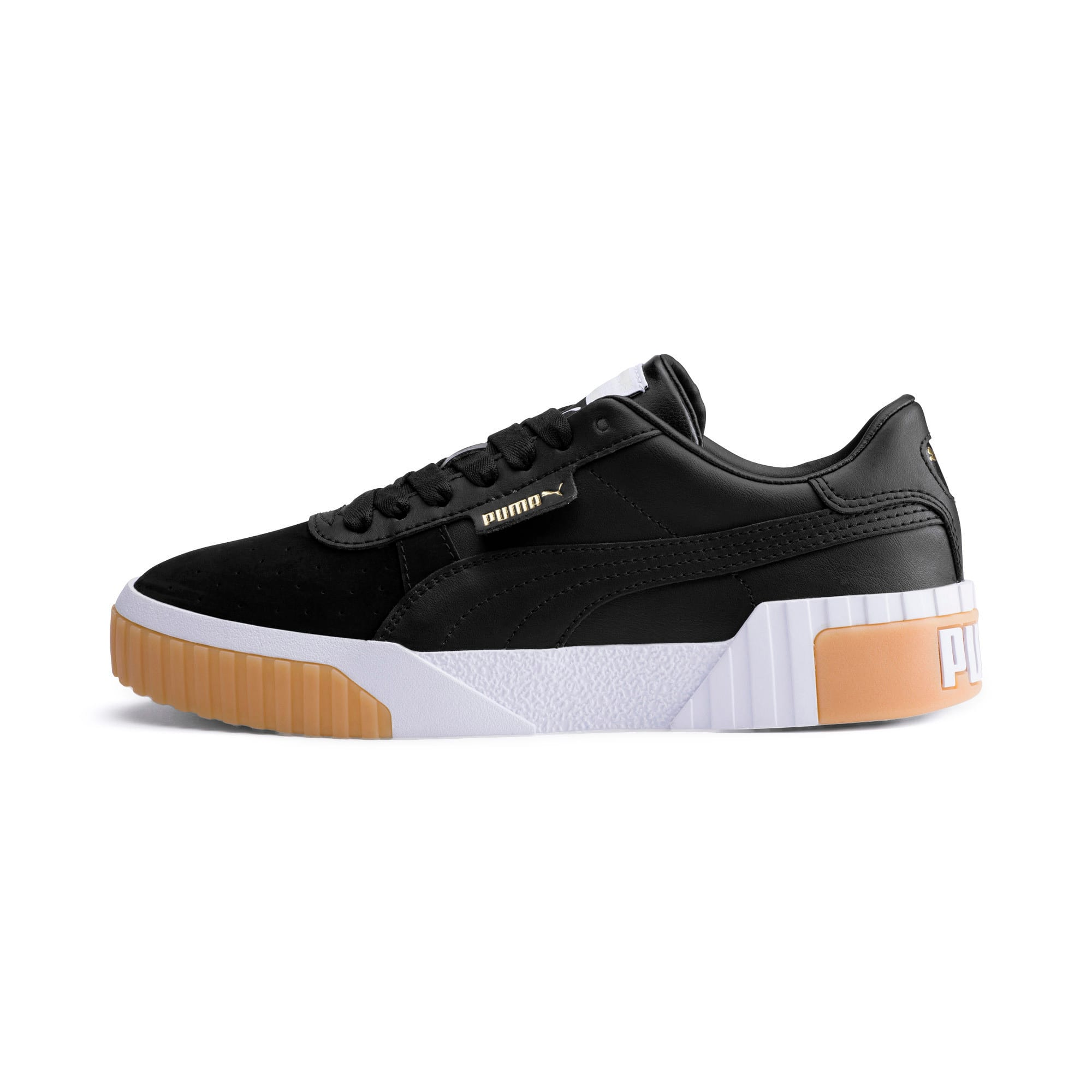 Thumbnail 1 of Cali Exotic Women's Trainers, Puma Black-Puma Black, medium