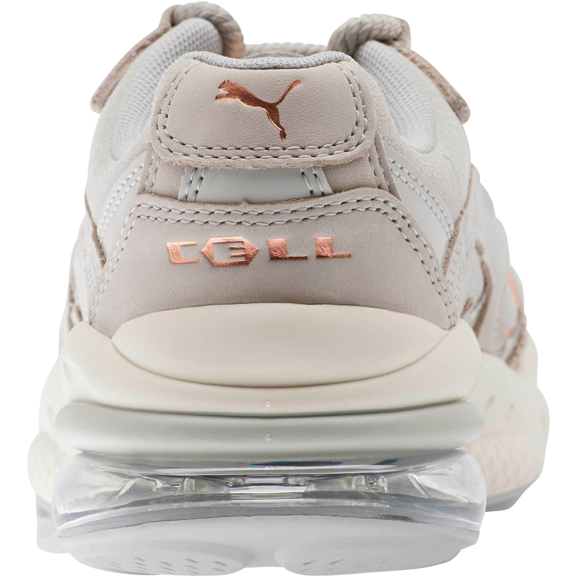 Thumbnail 3 of CELL Venom Patent Women's Sneakers, Gray Violet-Marshmallow, medium