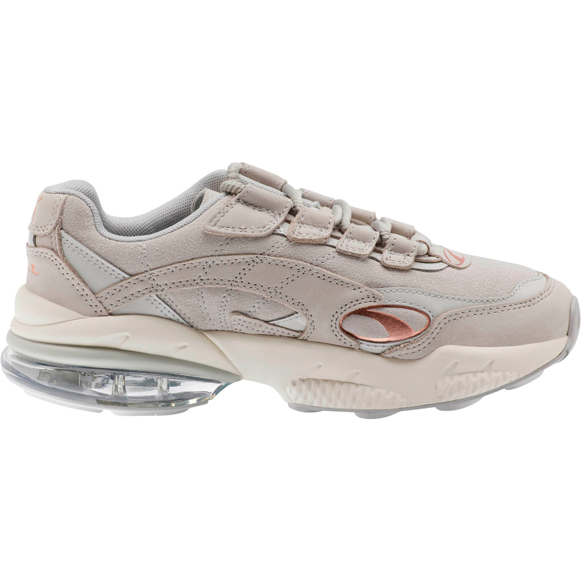 Thumbnail 4 of CELL Venom Patent Women's Sneakers, Gray Violet-Marshmallow, medium