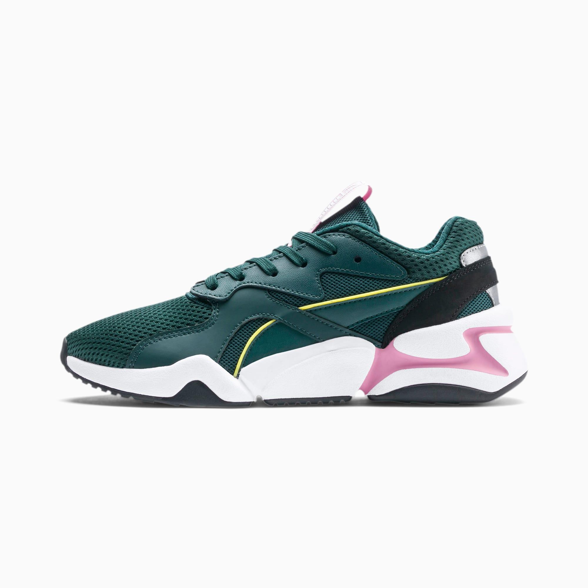 Nova Mesh Damen Sneaker | Ponderosa Pine | PUMA Mothers Day
