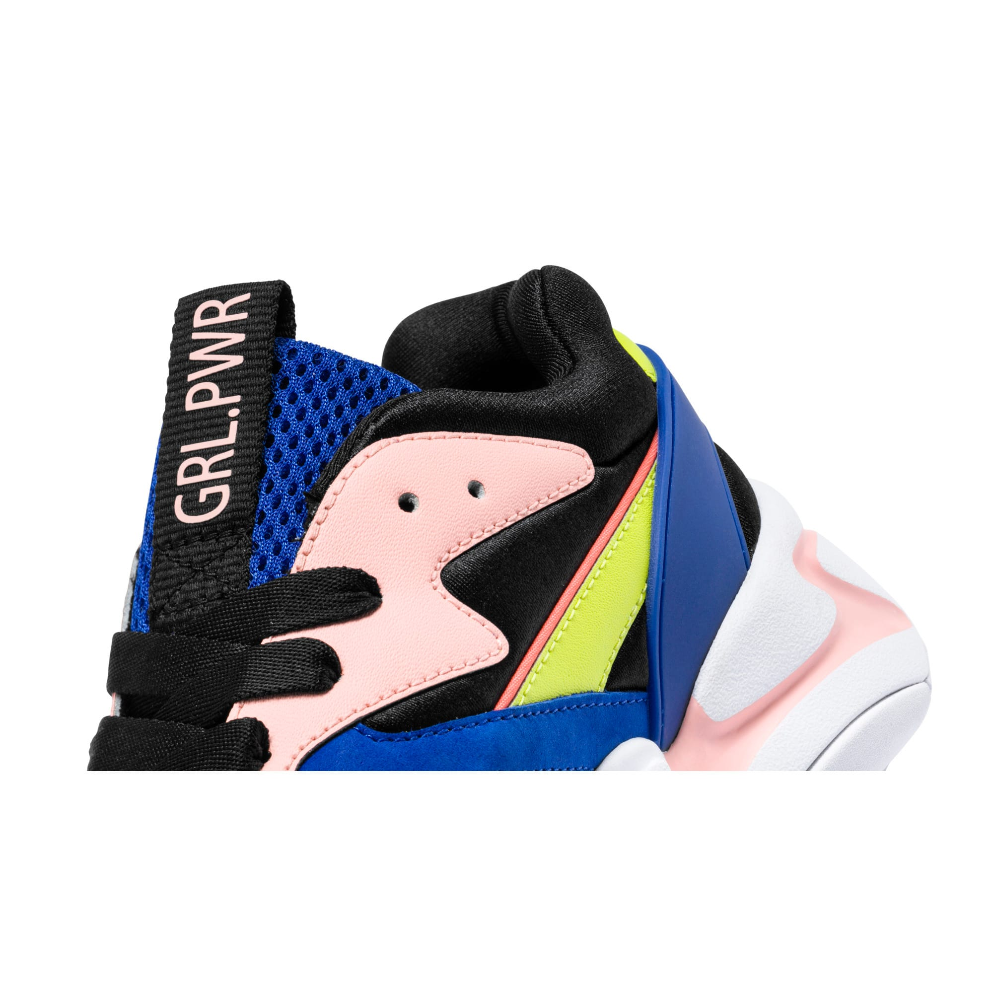 Thumbnail 8 of プーマ ノーヴァ GRL PWR ウィメンズ, Puma Black-Surf The Web, medium-JPN