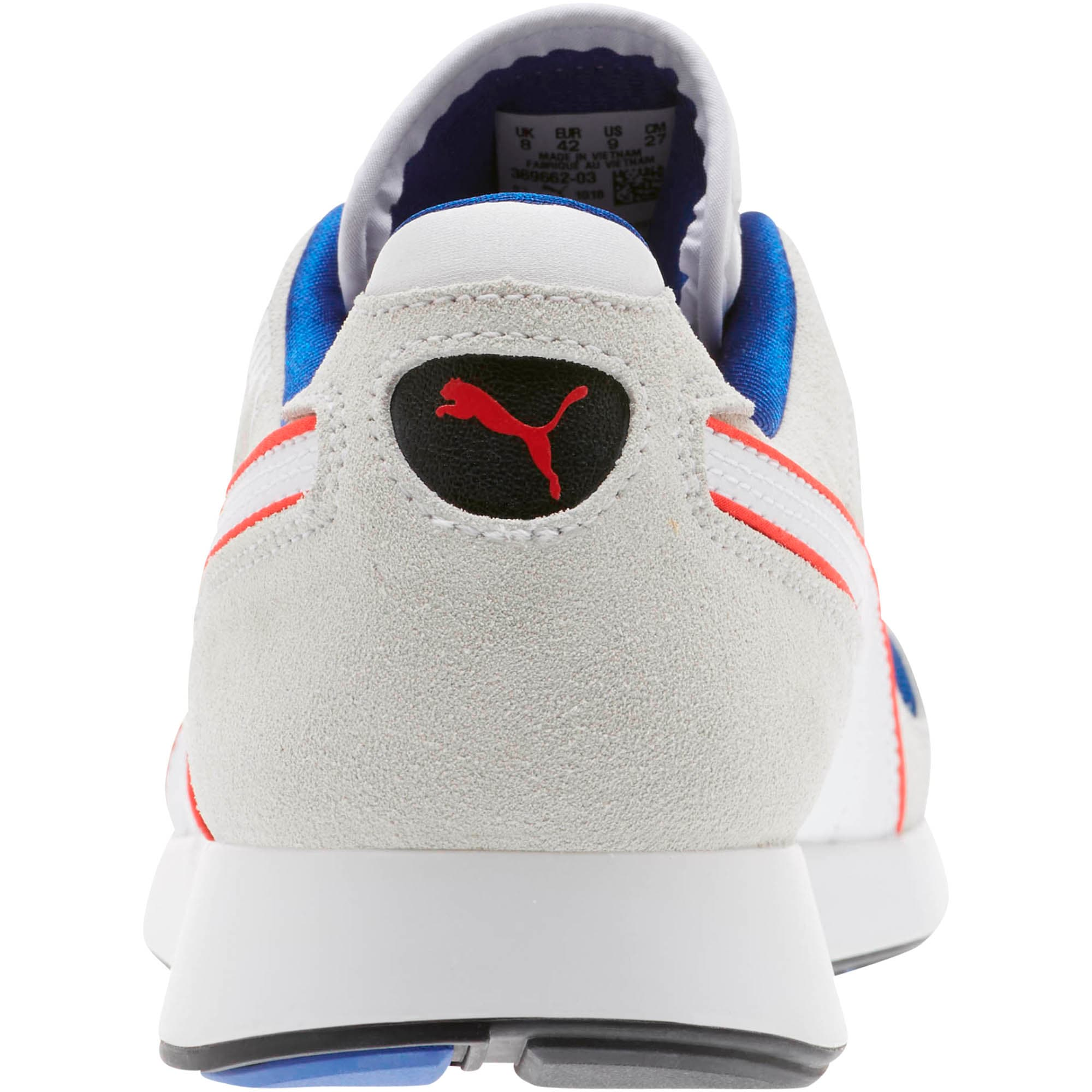 Thumbnail 4 of RS-100 Core Sneakers, Puma White-Surf The Web, medium